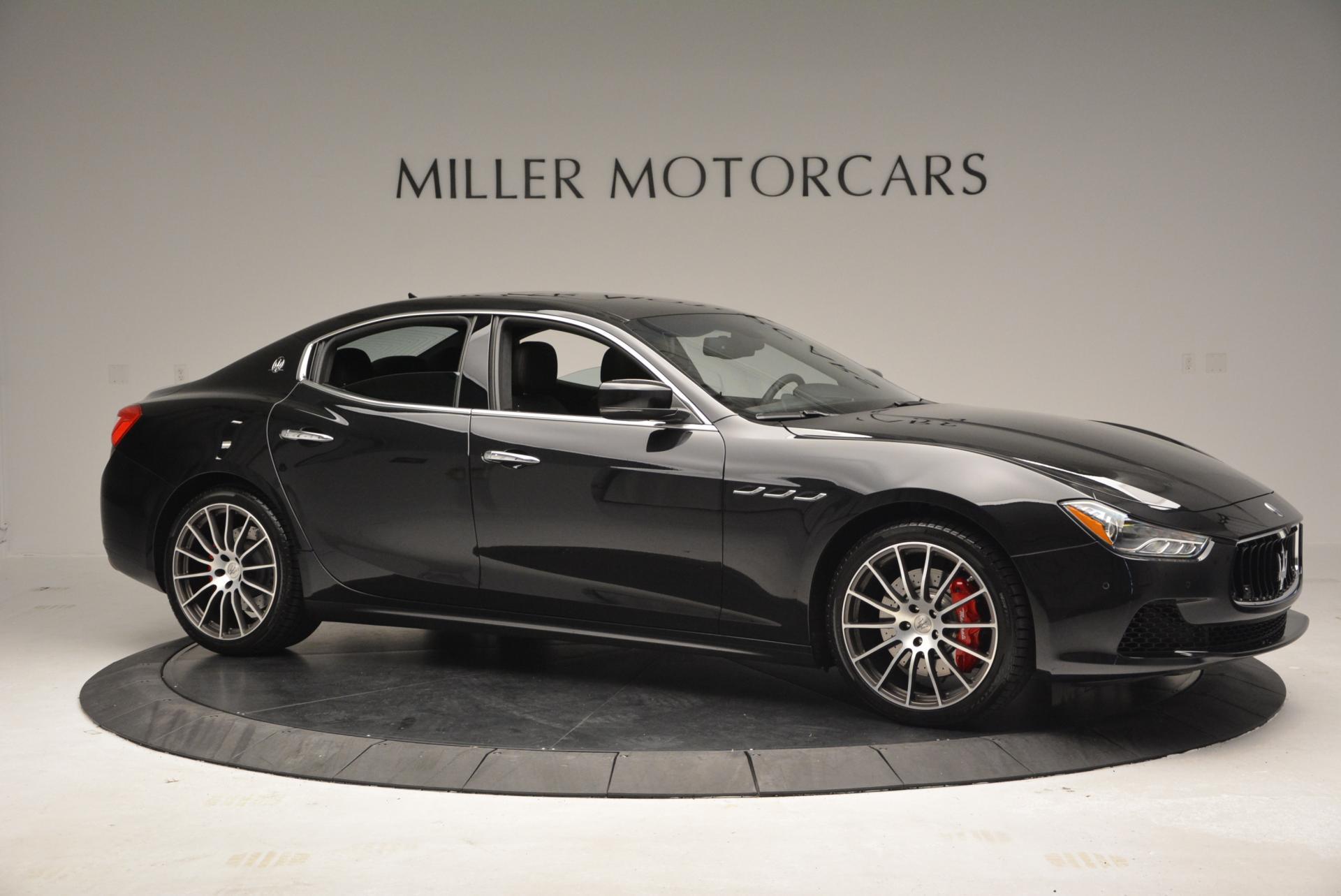New 2016 Maserati Ghibli S Q4 For Sale In Greenwich, CT. Alfa Romeo of Greenwich, M1612 176_p10