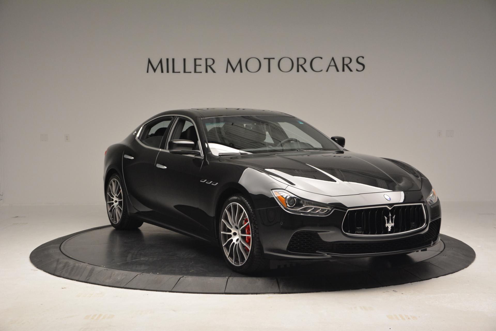 New 2016 Maserati Ghibli S Q4 For Sale In Greenwich, CT. Alfa Romeo of Greenwich, M1612 176_p11