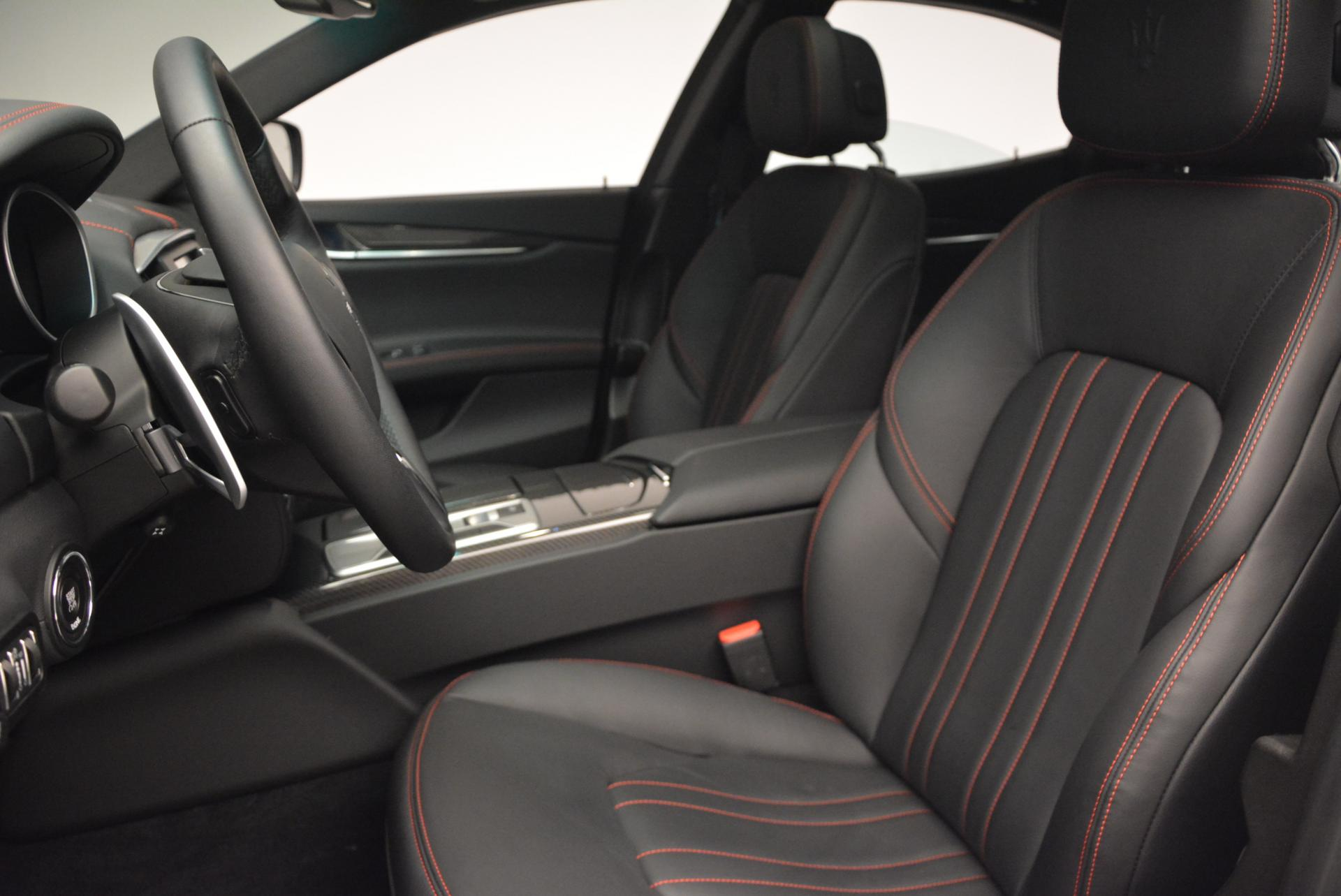 New 2016 Maserati Ghibli S Q4 For Sale In Greenwich, CT. Alfa Romeo of Greenwich, M1612 176_p14