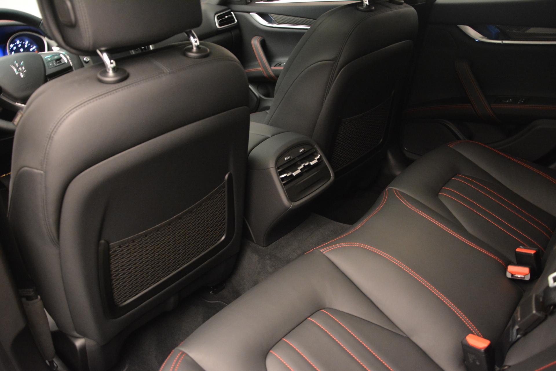 New 2016 Maserati Ghibli S Q4 For Sale In Greenwich, CT. Alfa Romeo of Greenwich, M1612 176_p15