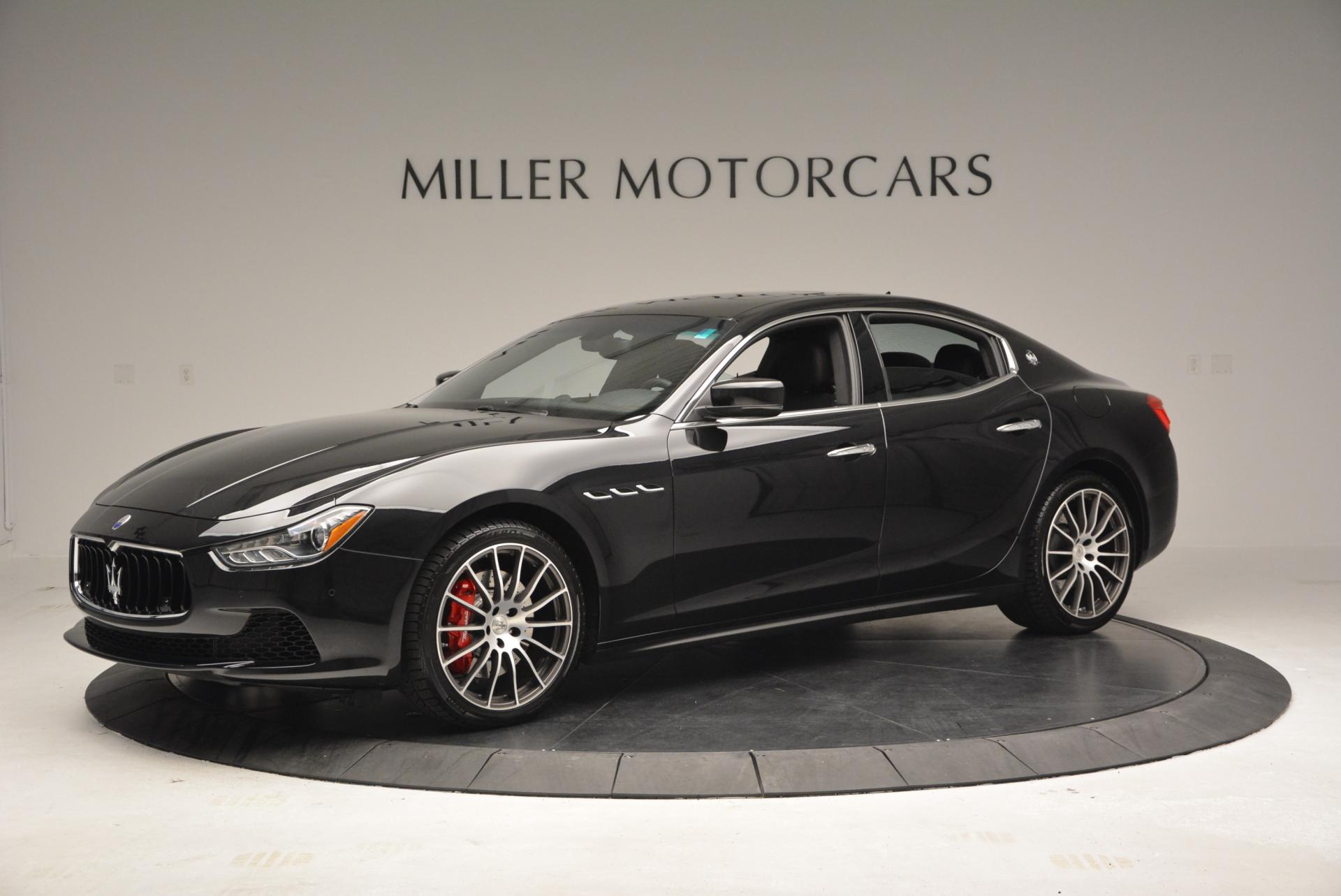 New 2016 Maserati Ghibli S Q4 For Sale In Greenwich, CT. Alfa Romeo of Greenwich, M1612 176_p2