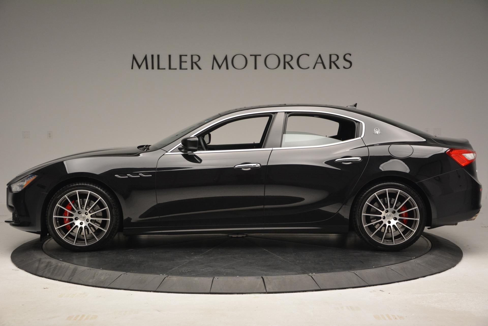 New 2016 Maserati Ghibli S Q4 For Sale In Greenwich, CT. Alfa Romeo of Greenwich, M1612 176_p3