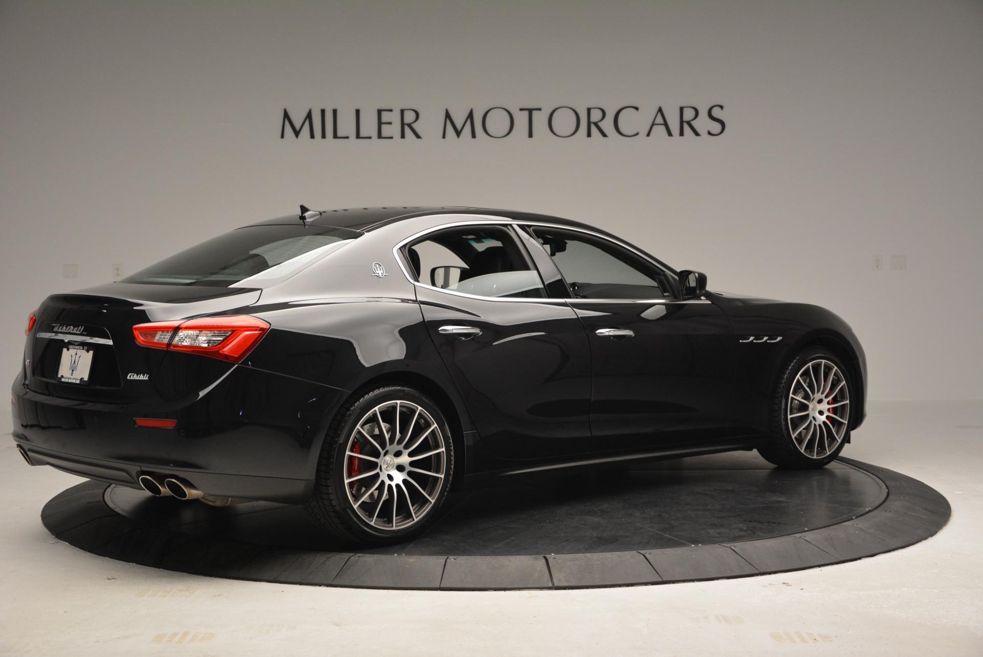 New 2016 Maserati Ghibli S Q4 For Sale In Greenwich, CT. Alfa Romeo of Greenwich, M1612 176_p8