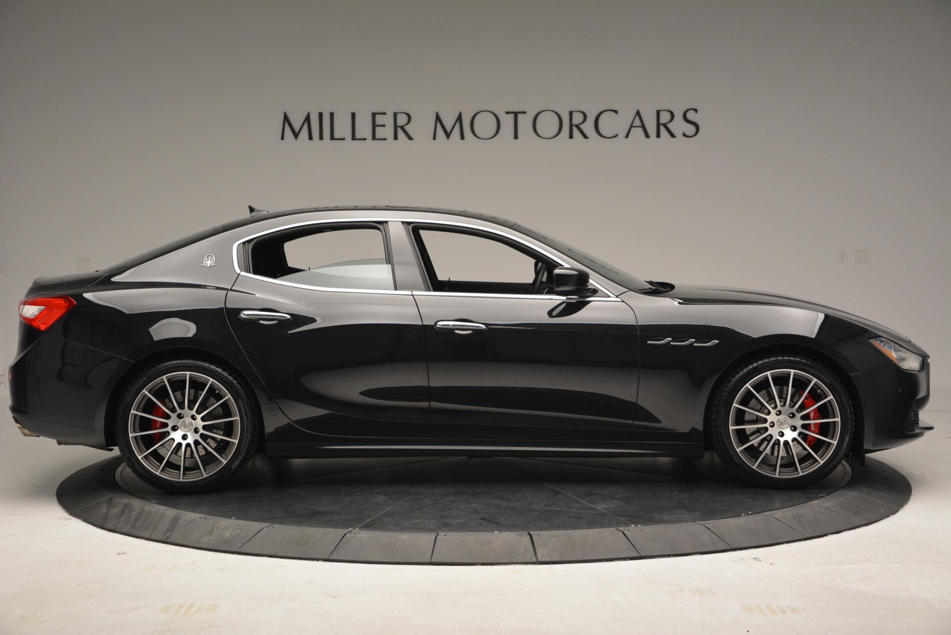New 2016 Maserati Ghibli S Q4 For Sale In Greenwich, CT. Alfa Romeo of Greenwich, M1612 176_p9