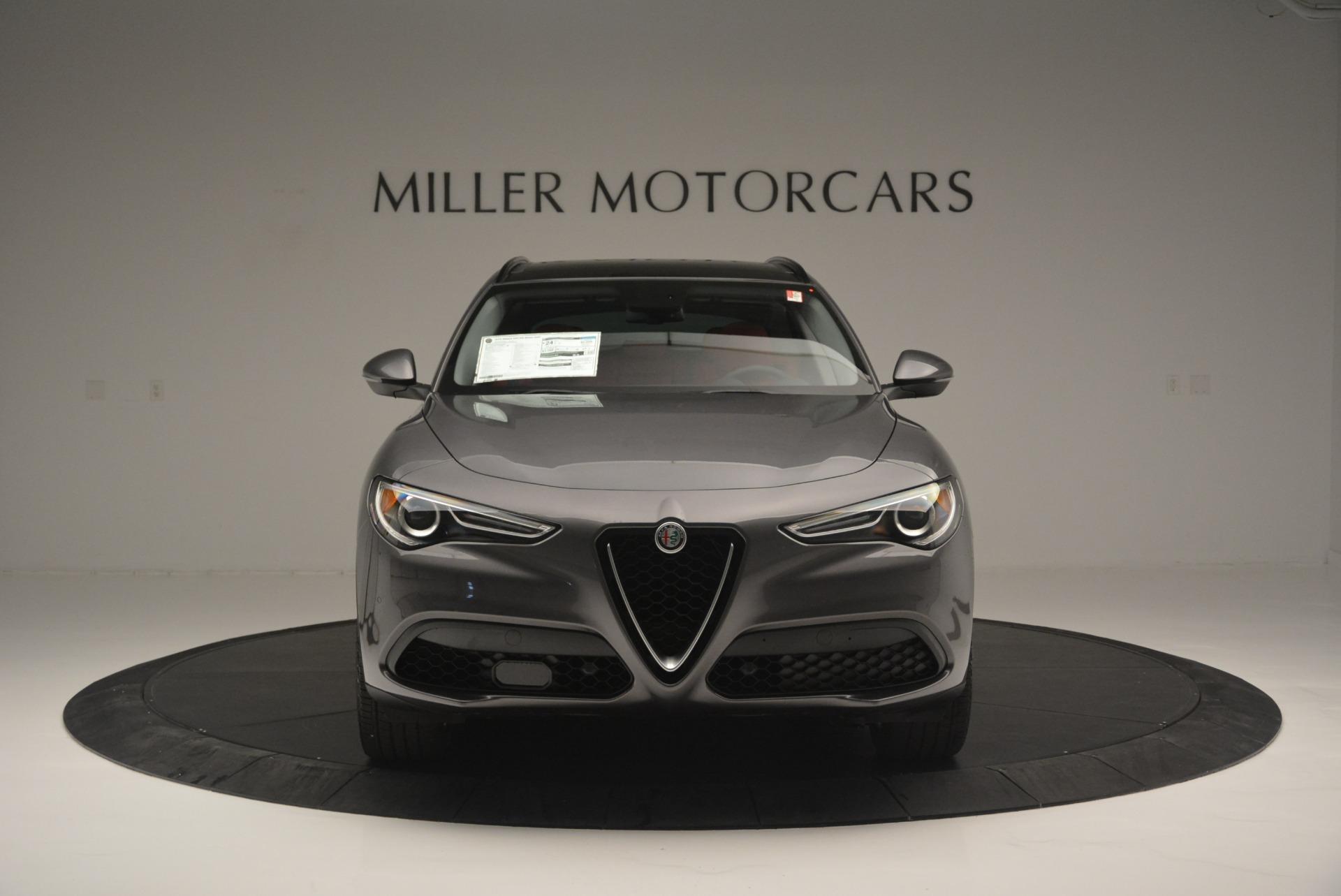 New 2018 Alfa Romeo Stelvio Sport Q4 For Sale In Greenwich, CT. Alfa Romeo of Greenwich, LW080 1761_p12