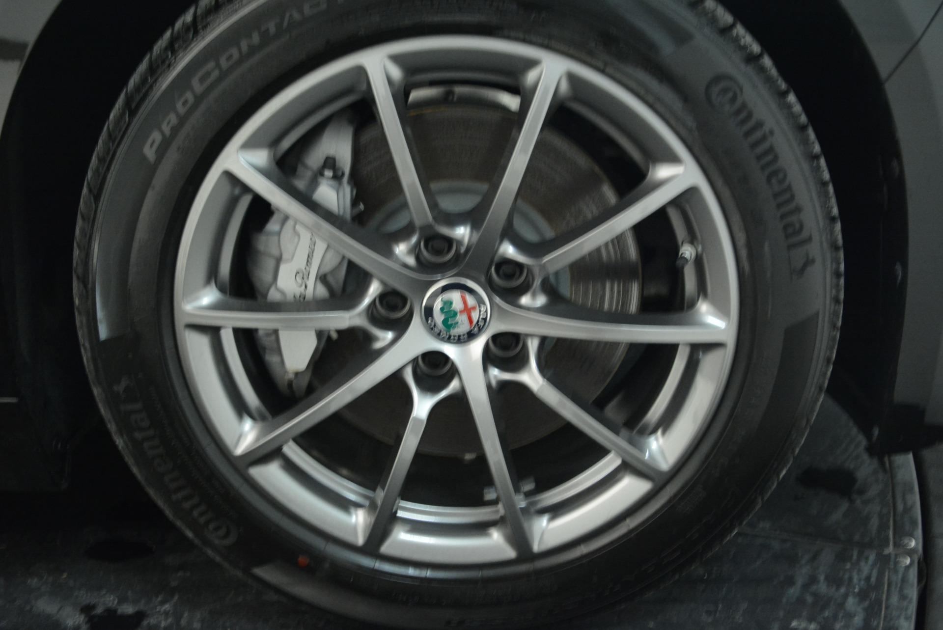 New 2018 Alfa Romeo Giulia Q4 For Sale In Greenwich, CT. Alfa Romeo of Greenwich, LW076 1762_p25