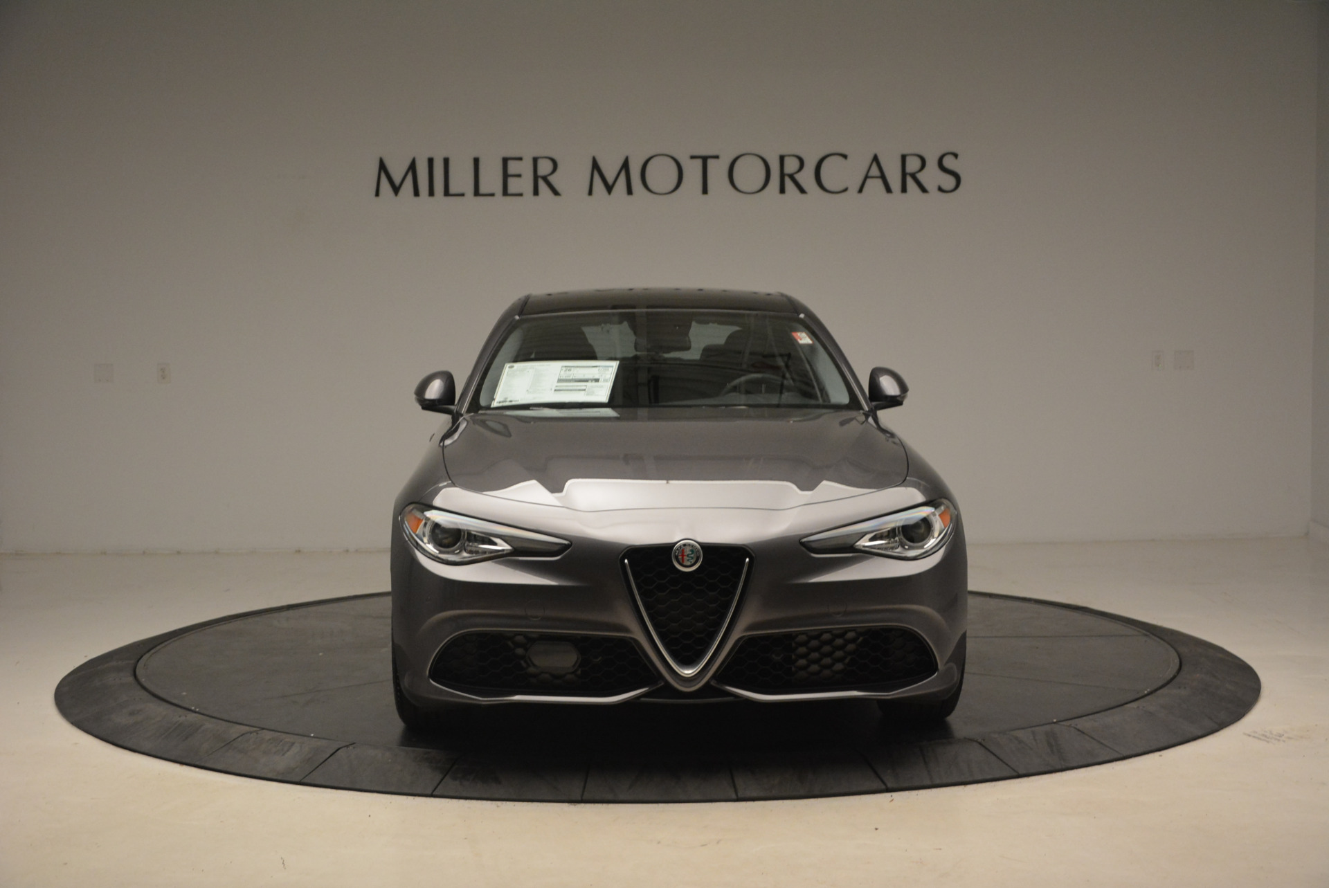 New 2018 Alfa Romeo Giulia Ti Sport Q4 For Sale In Greenwich, CT. Alfa Romeo of Greenwich, LW073 1765_p12