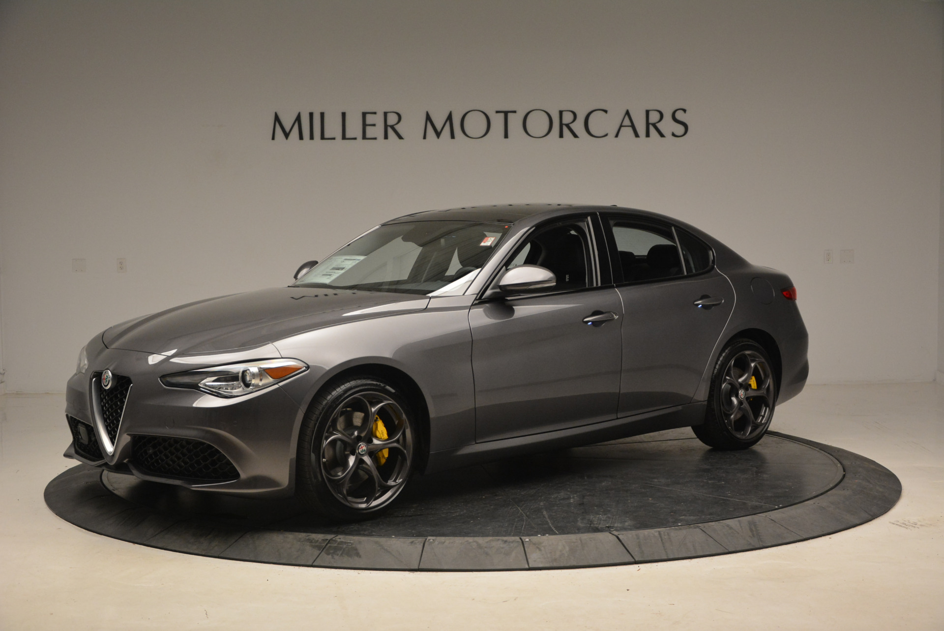 New 2018 Alfa Romeo Giulia Ti Sport Q4 For Sale In Greenwich, CT. Alfa Romeo of Greenwich, LW073 1765_p2