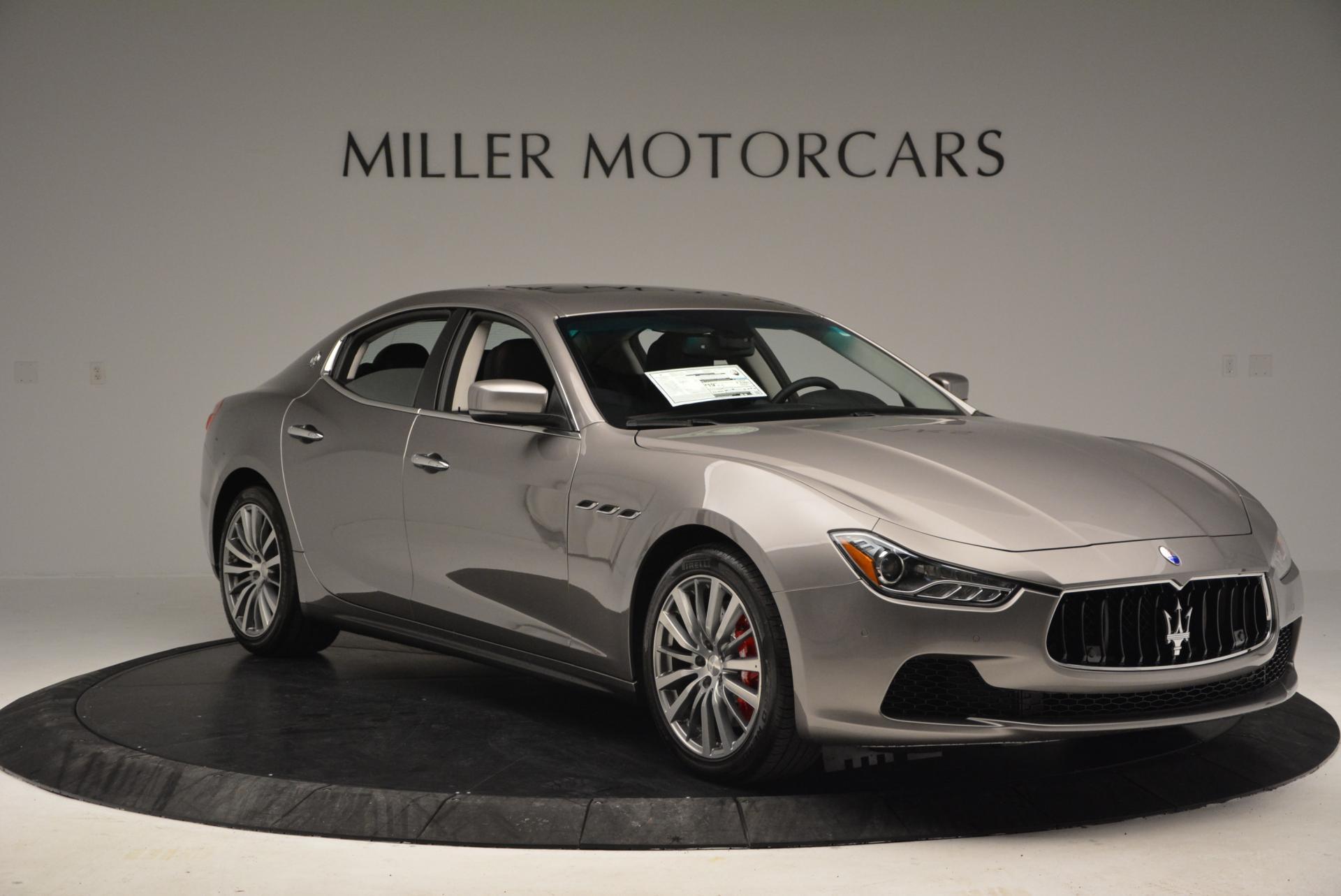 New 2016 Maserati Ghibli S Q4 For Sale In Greenwich, CT. Alfa Romeo of Greenwich, M1538 177_p11