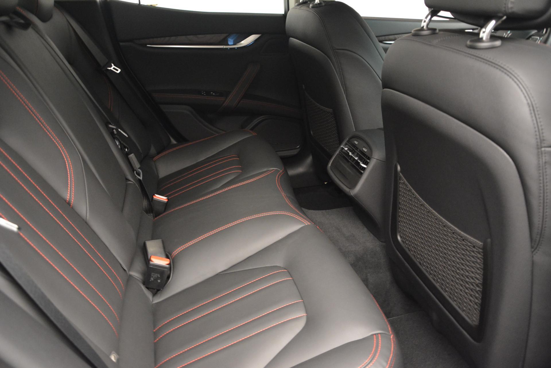 New 2016 Maserati Ghibli S Q4 For Sale In Greenwich, CT. Alfa Romeo of Greenwich, M1538 177_p23