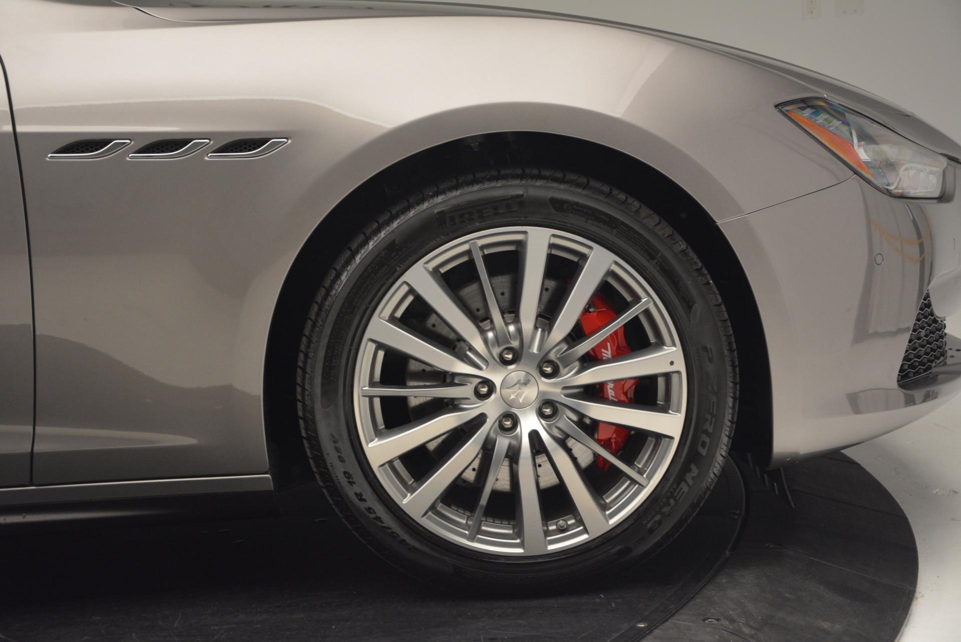New 2016 Maserati Ghibli S Q4 For Sale In Greenwich, CT. Alfa Romeo of Greenwich, M1538 177_p25