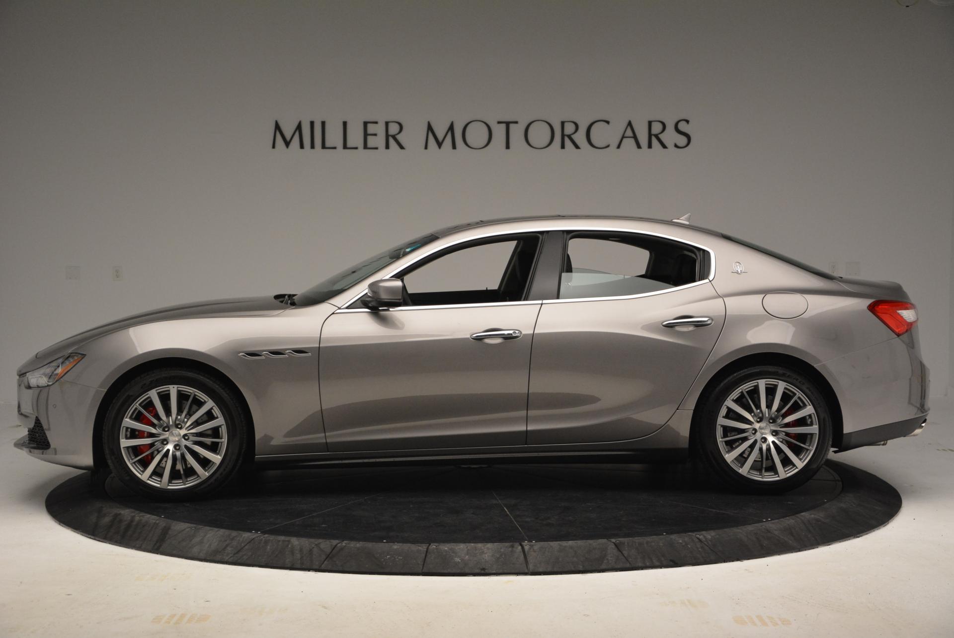 New 2016 Maserati Ghibli S Q4 For Sale In Greenwich, CT. Alfa Romeo of Greenwich, M1538 177_p3