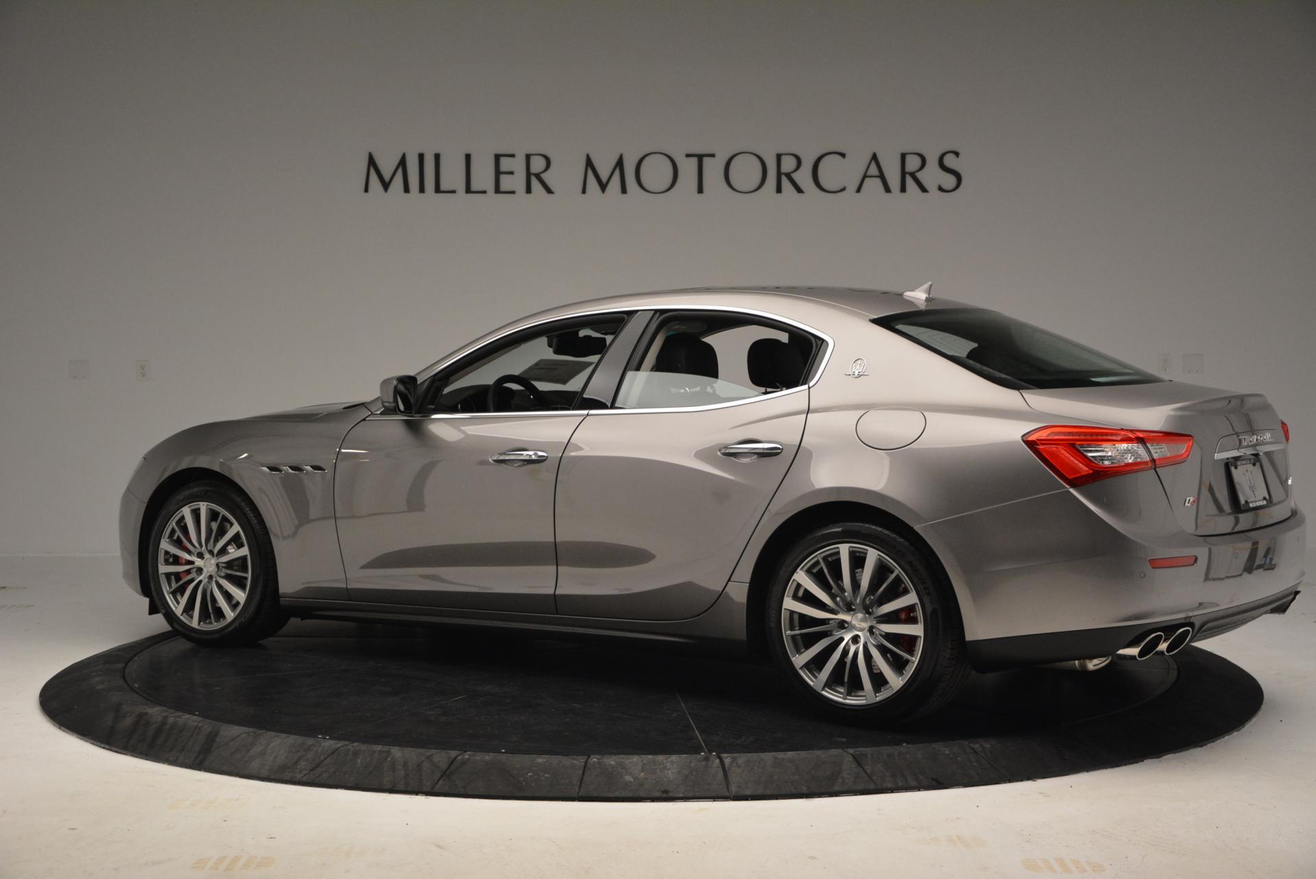 New 2016 Maserati Ghibli S Q4 For Sale In Greenwich, CT. Alfa Romeo of Greenwich, M1538 177_p4