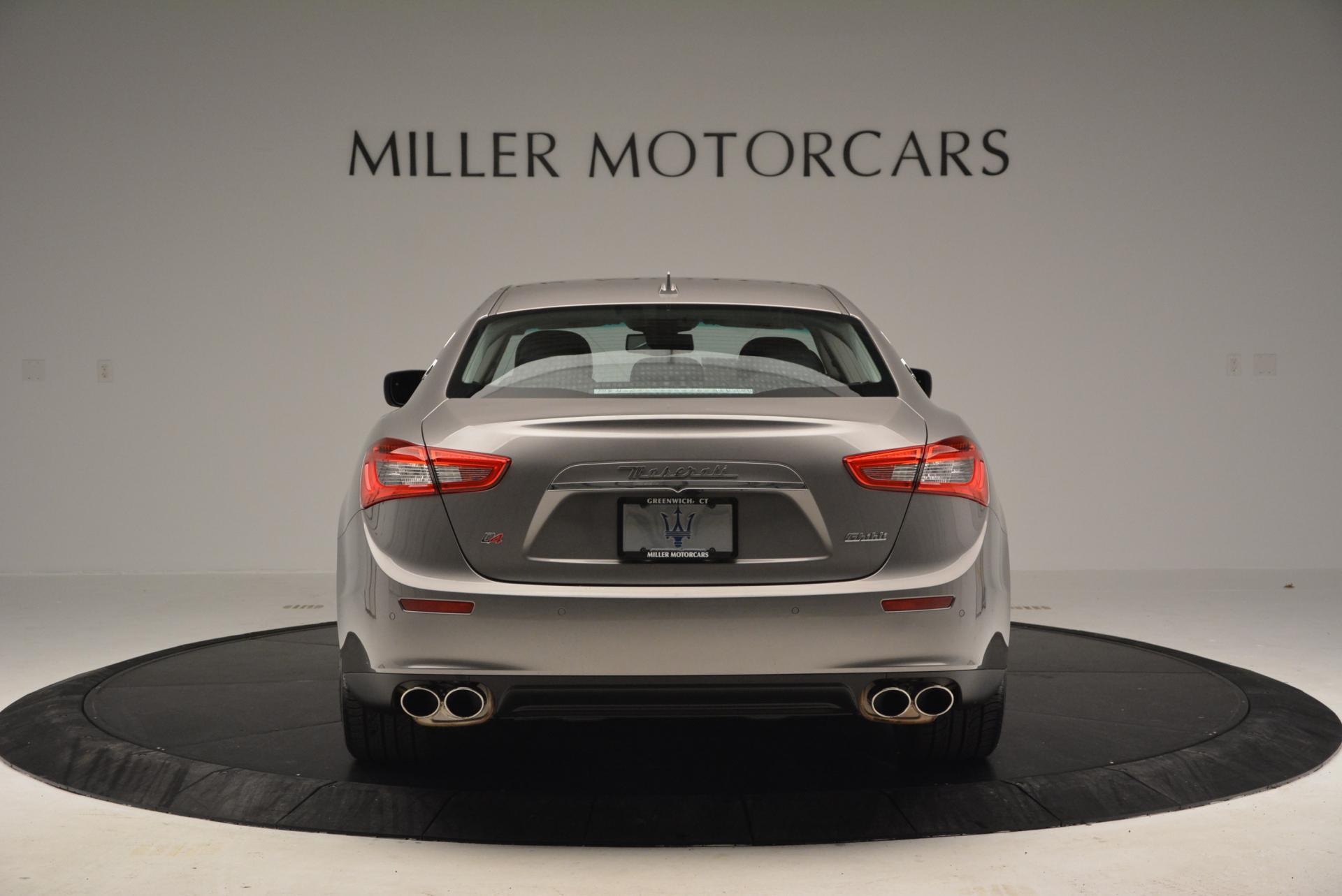 New 2016 Maserati Ghibli S Q4 For Sale In Greenwich, CT. Alfa Romeo of Greenwich, M1538 177_p6