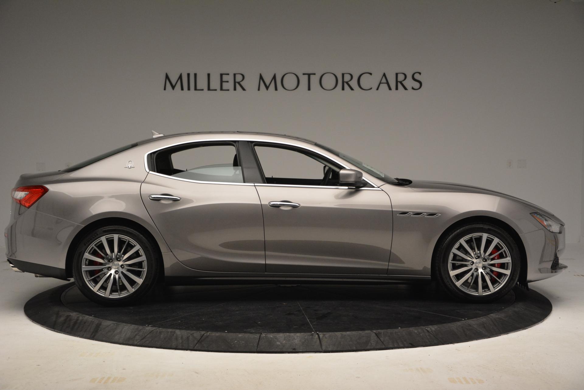 New 2016 Maserati Ghibli S Q4 For Sale In Greenwich, CT. Alfa Romeo of Greenwich, M1538 177_p9