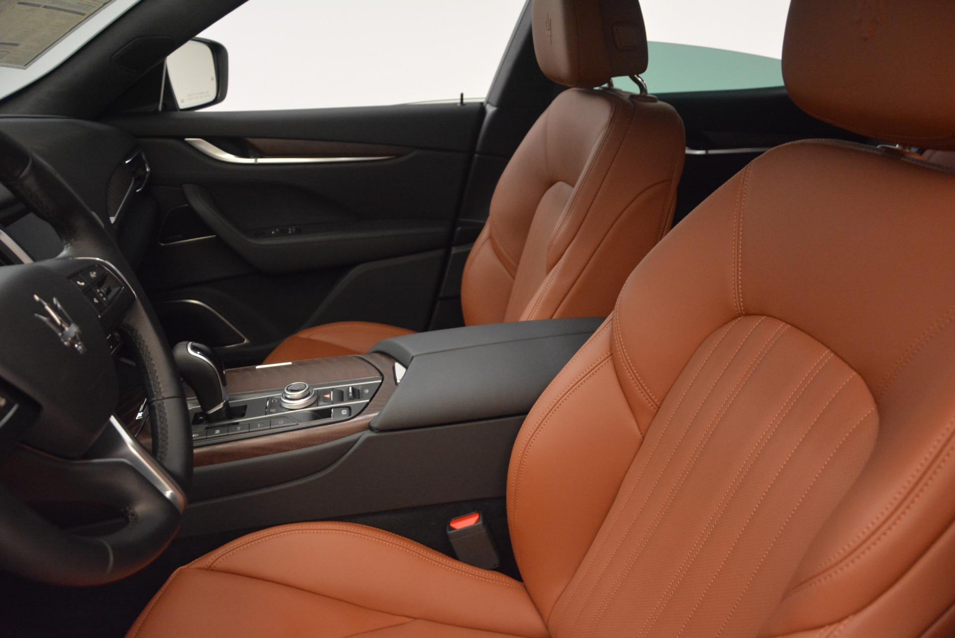 New 2018 Maserati Levante Q4 GranLusso For Sale In Greenwich, CT. Alfa Romeo of Greenwich, W524 1770_p14