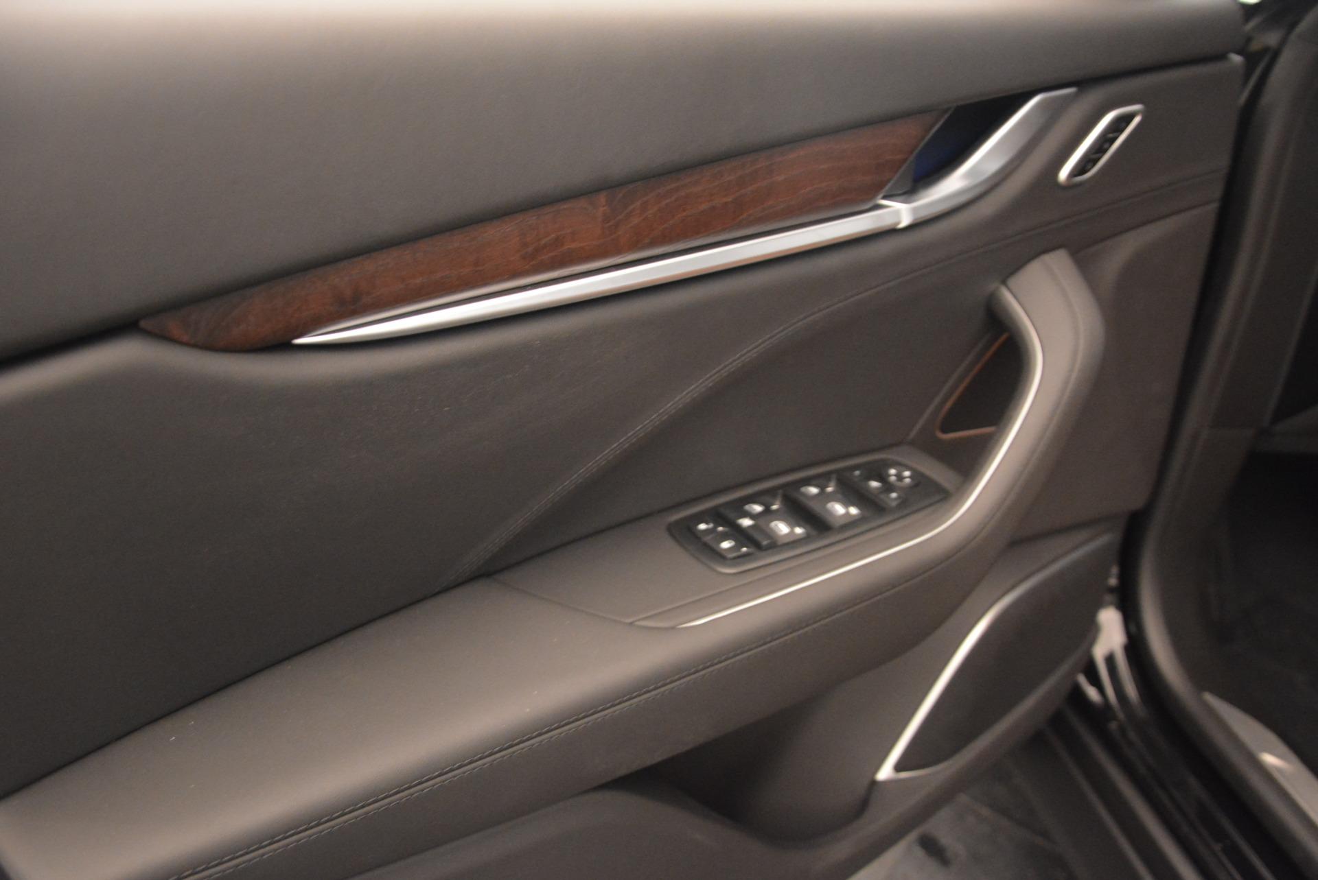 New 2018 Maserati Levante Q4 GranLusso For Sale In Greenwich, CT. Alfa Romeo of Greenwich, W524 1770_p17