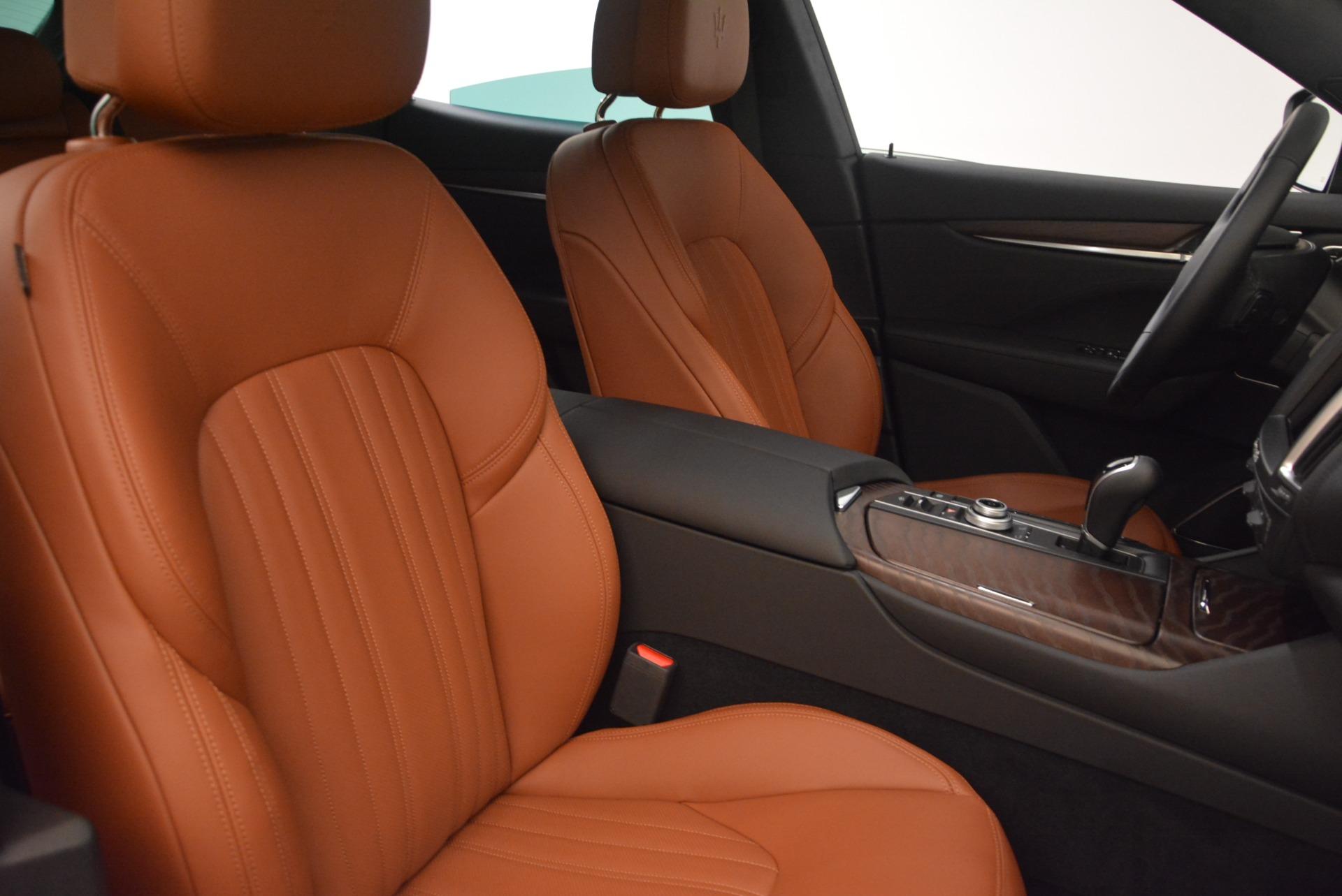 New 2018 Maserati Levante Q4 GranLusso For Sale In Greenwich, CT. Alfa Romeo of Greenwich, W524 1770_p23