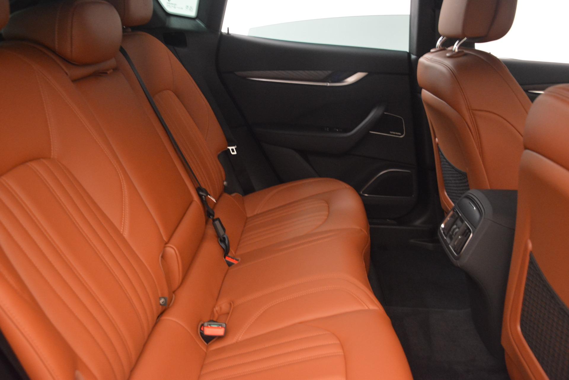 New 2018 Maserati Levante Q4 GranLusso For Sale In Greenwich, CT. Alfa Romeo of Greenwich, W524 1770_p25