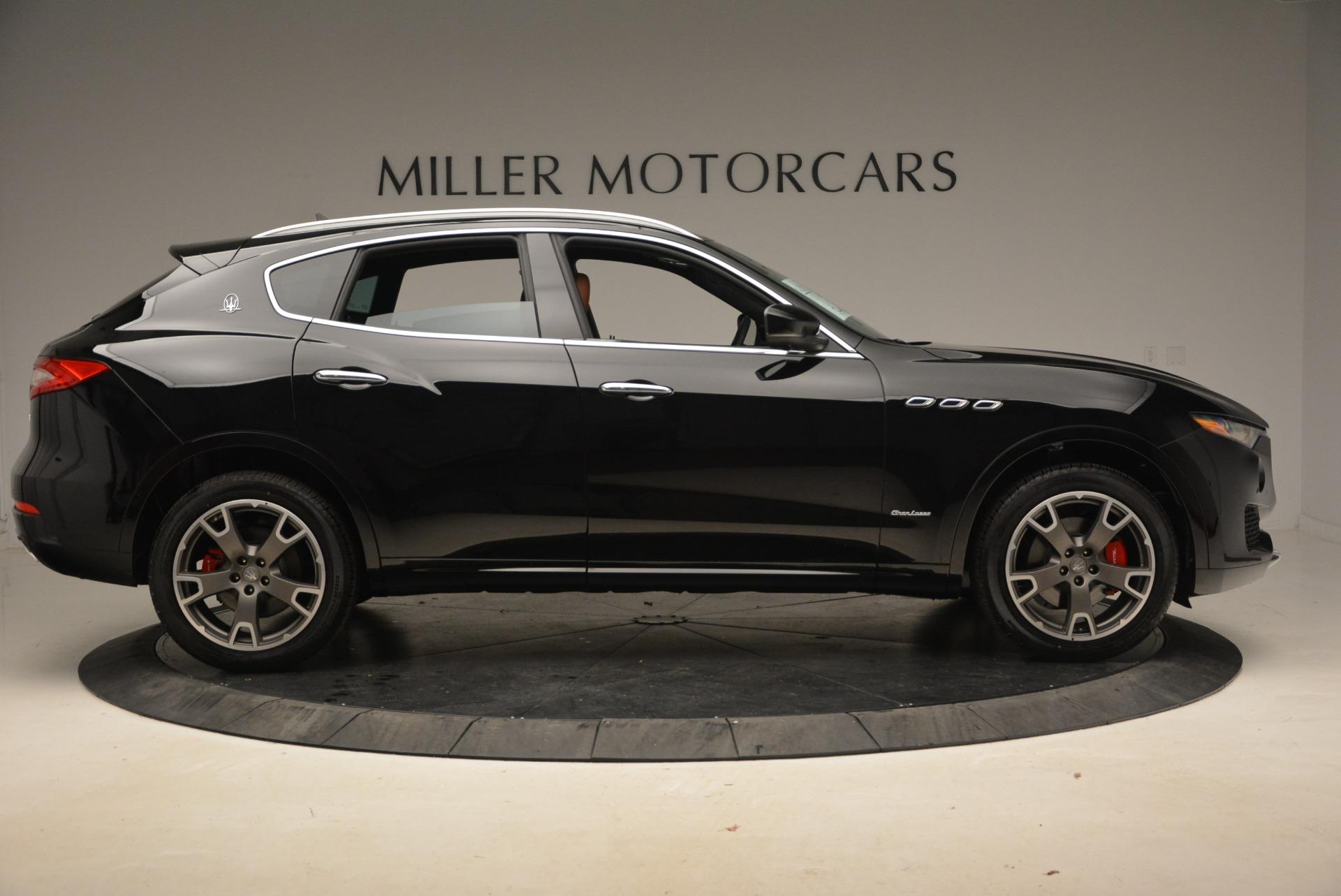 New 2018 Maserati Levante Q4 GranLusso For Sale In Greenwich, CT. Alfa Romeo of Greenwich, W524 1770_p9