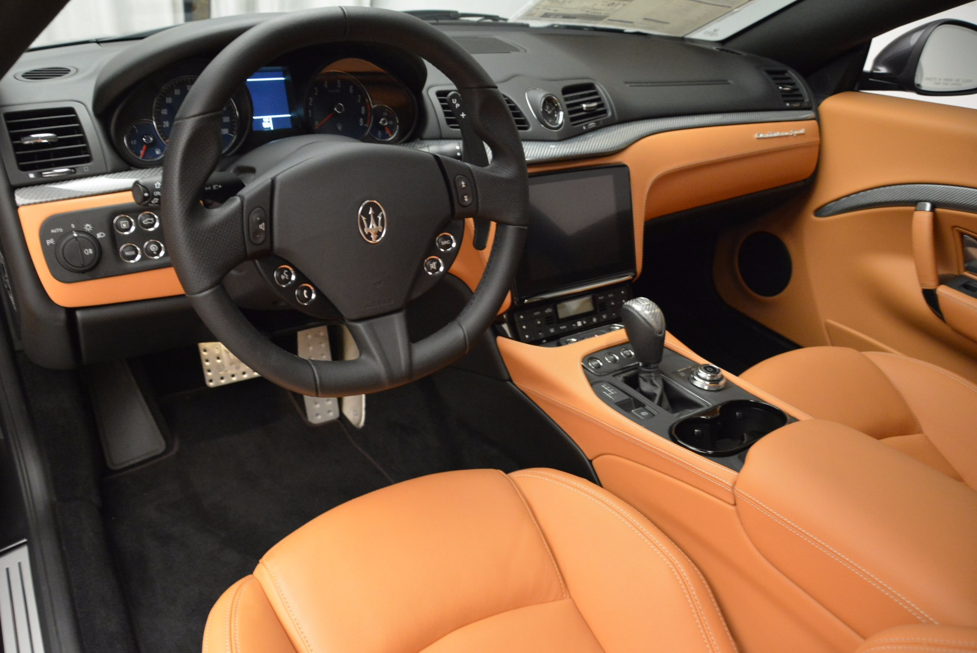 New 2018 Maserati GranTurismo Sport Coupe For Sale In Greenwich, CT. Alfa Romeo of Greenwich, W523 1771_p13