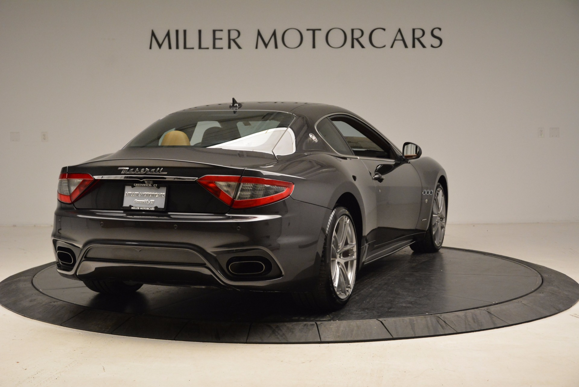 New 2018 Maserati GranTurismo Sport Coupe For Sale In Greenwich, CT. Alfa Romeo of Greenwich, W523 1771_p7