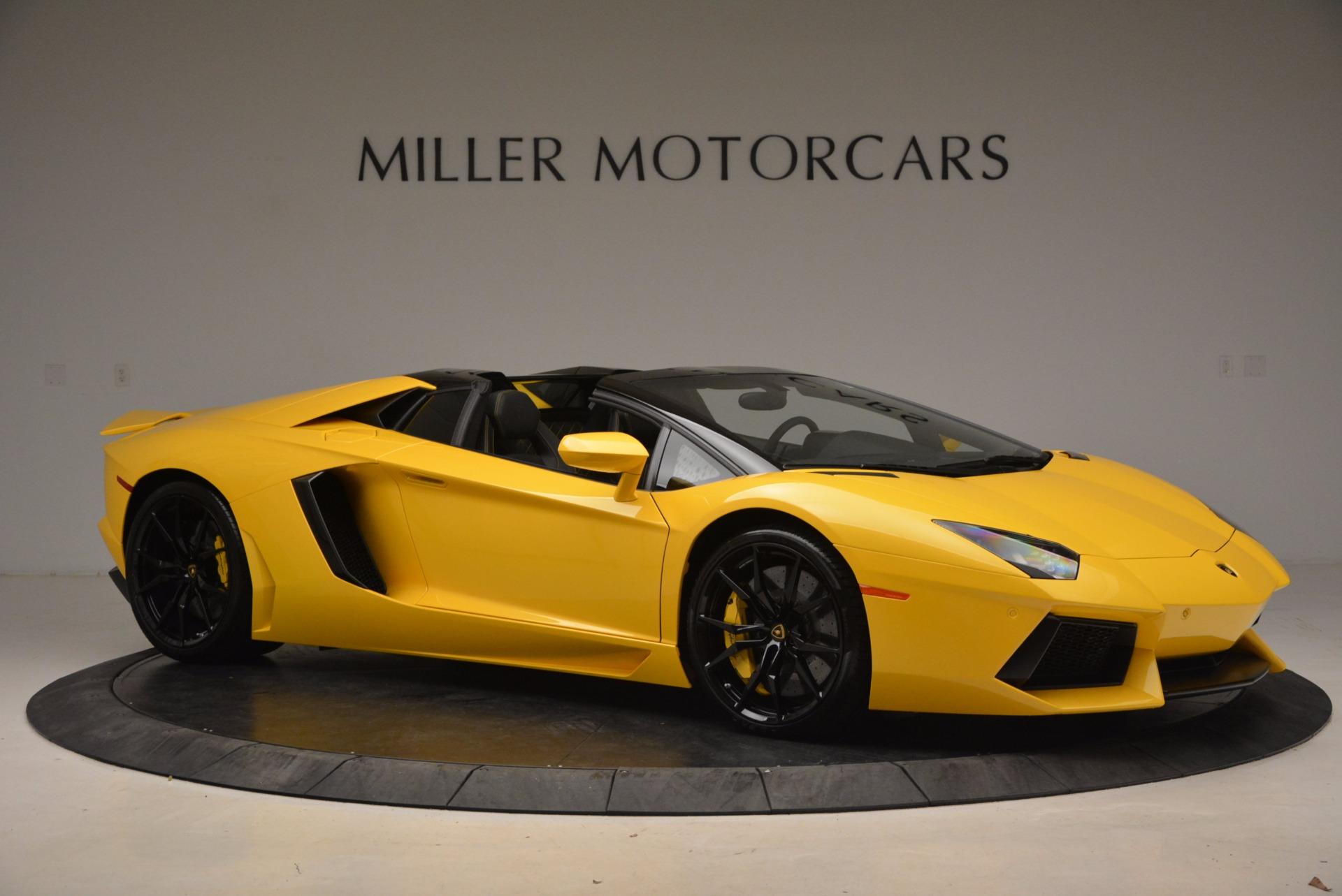 Used 2015 Lamborghini Aventador LP 700-4 Roadster For Sale In Greenwich, CT. Alfa Romeo of Greenwich, 7284 1774_p11