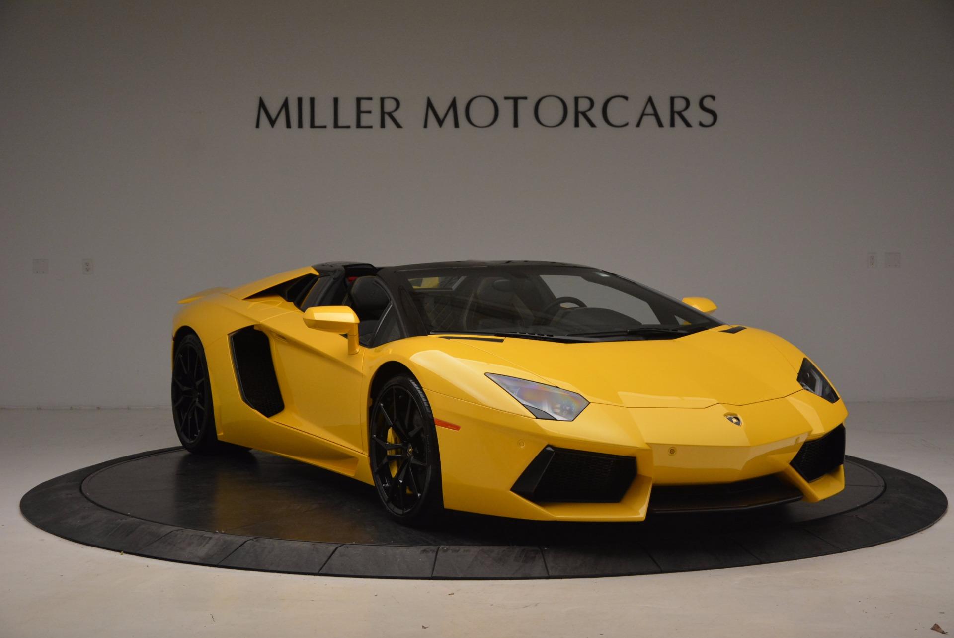 Used 2015 Lamborghini Aventador LP 700-4 Roadster For Sale In Greenwich, CT. Alfa Romeo of Greenwich, 7284 1774_p12
