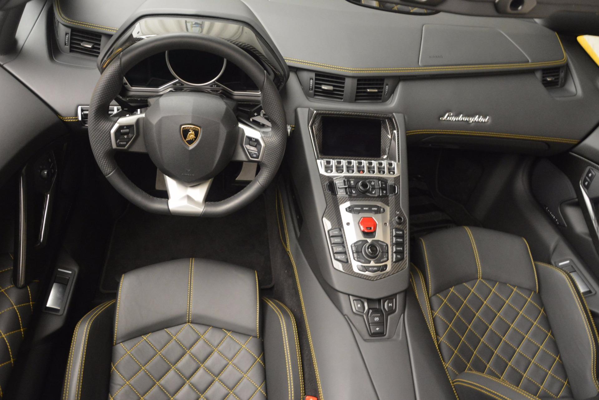 Used 2015 Lamborghini Aventador LP 700-4 Roadster For Sale In Greenwich, CT. Alfa Romeo of Greenwich, 7284 1774_p16