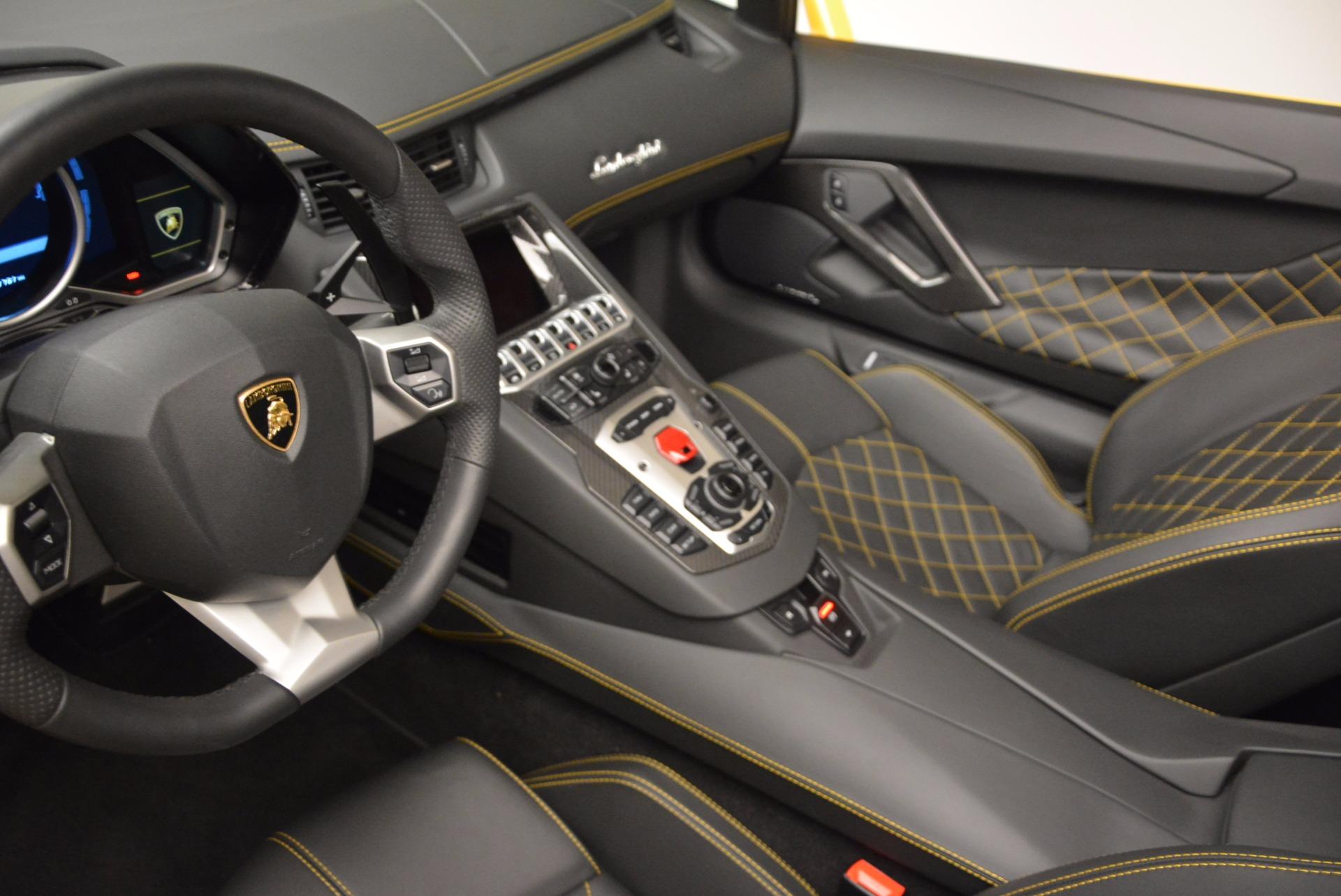 Used 2015 Lamborghini Aventador LP 700-4 Roadster For Sale In Greenwich, CT. Alfa Romeo of Greenwich, 7284 1774_p19