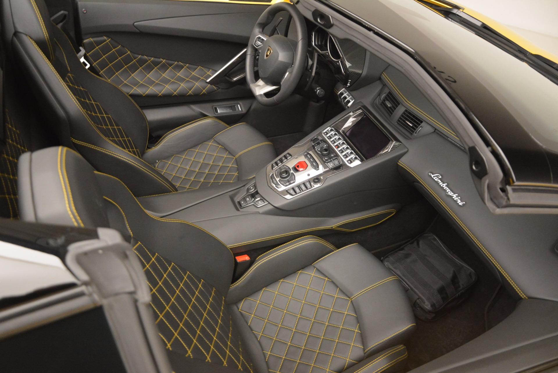 Used 2015 Lamborghini Aventador LP 700-4 Roadster For Sale In Greenwich, CT. Alfa Romeo of Greenwich, 7284 1774_p21