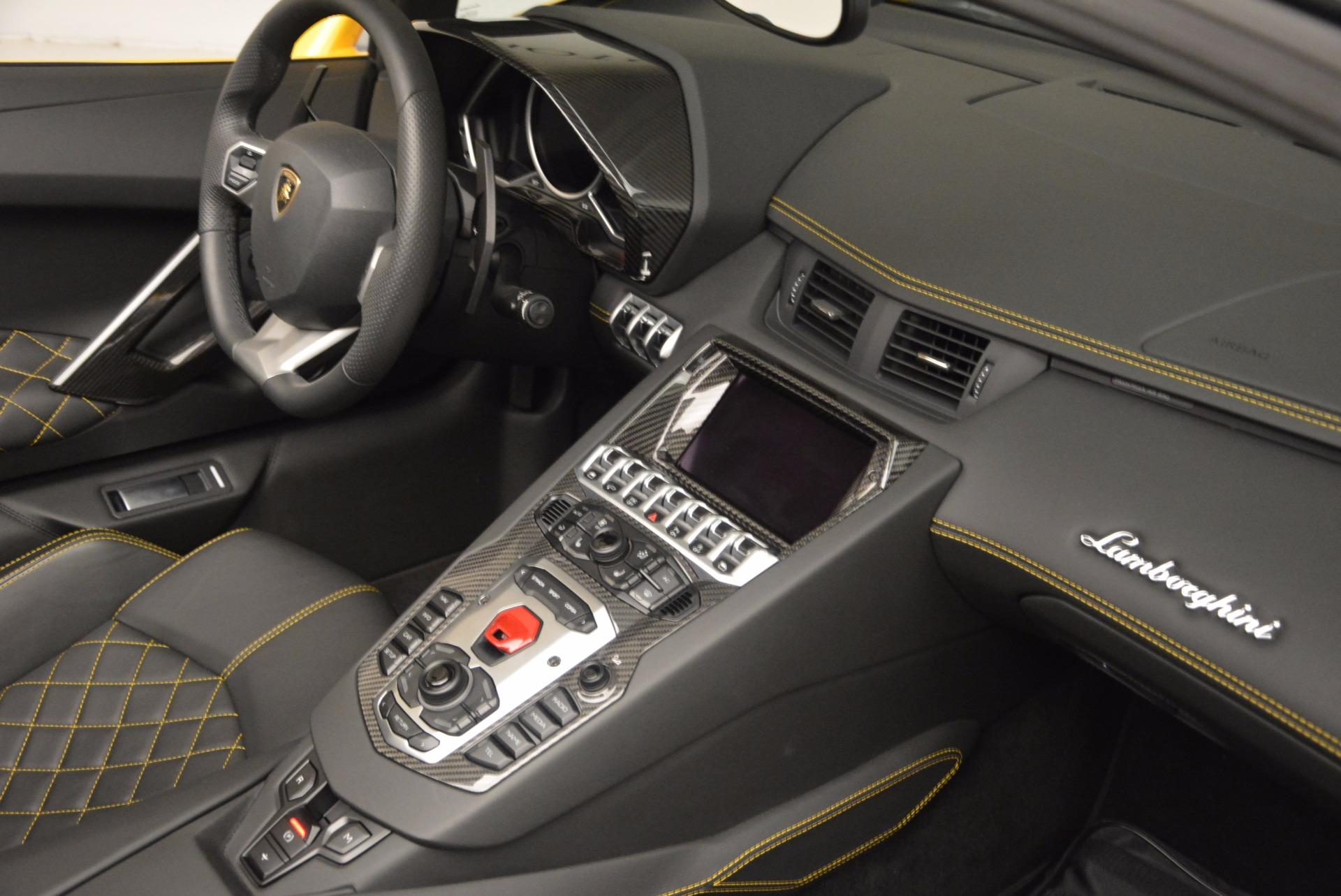 Used 2015 Lamborghini Aventador LP 700-4 Roadster For Sale In Greenwich, CT. Alfa Romeo of Greenwich, 7284 1774_p26