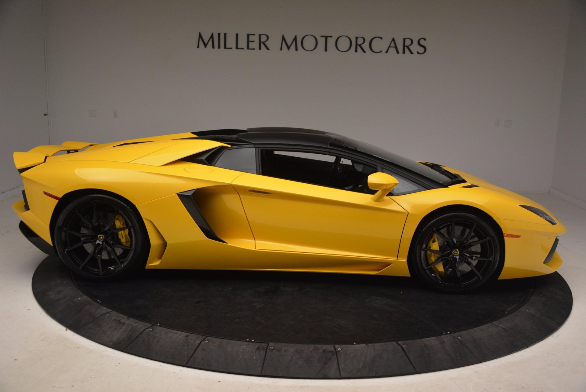 Used 2015 Lamborghini Aventador LP 700-4 Roadster For Sale In Greenwich, CT. Alfa Romeo of Greenwich, 7284 1774_p28