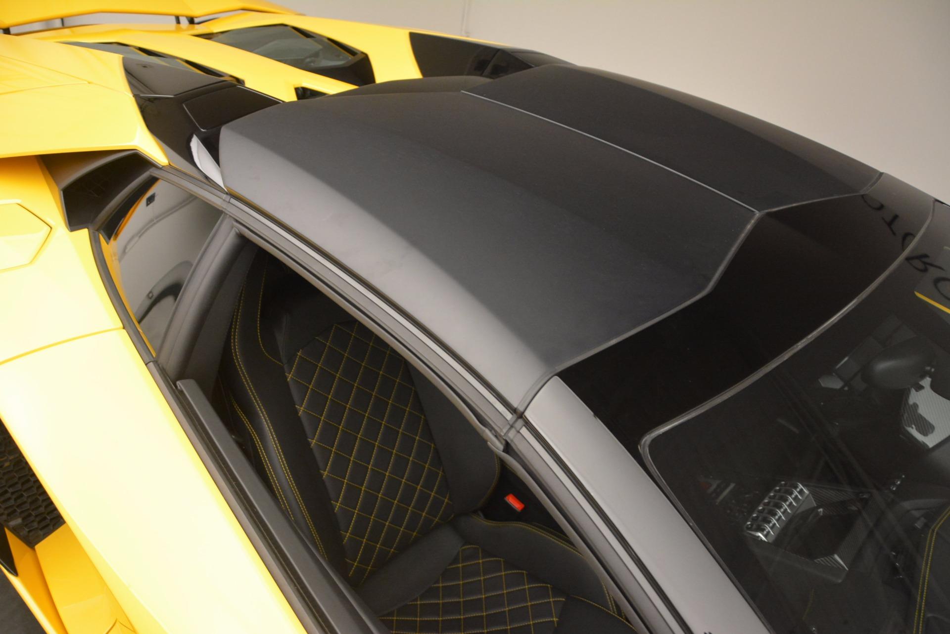 Used 2015 Lamborghini Aventador LP 700-4 Roadster For Sale In Greenwich, CT. Alfa Romeo of Greenwich, 7284 1774_p29