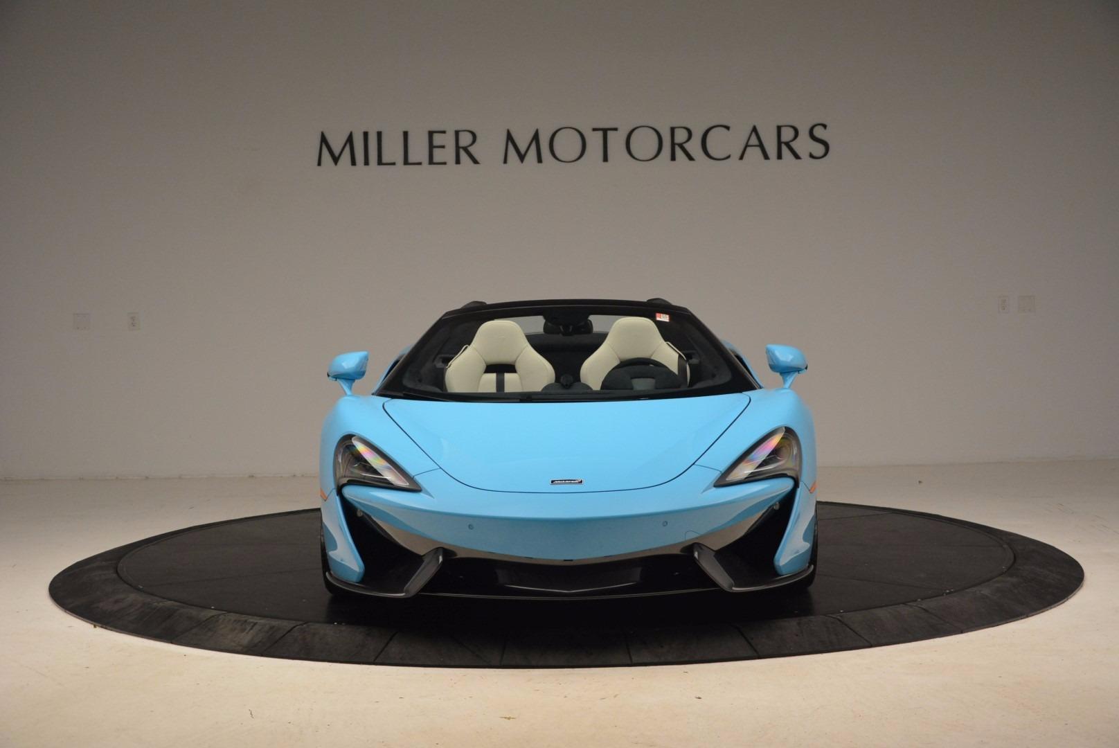 New 2018 McLaren 570S Spider For Sale In Greenwich, CT. Alfa Romeo of Greenwich, MC322 1775_p12