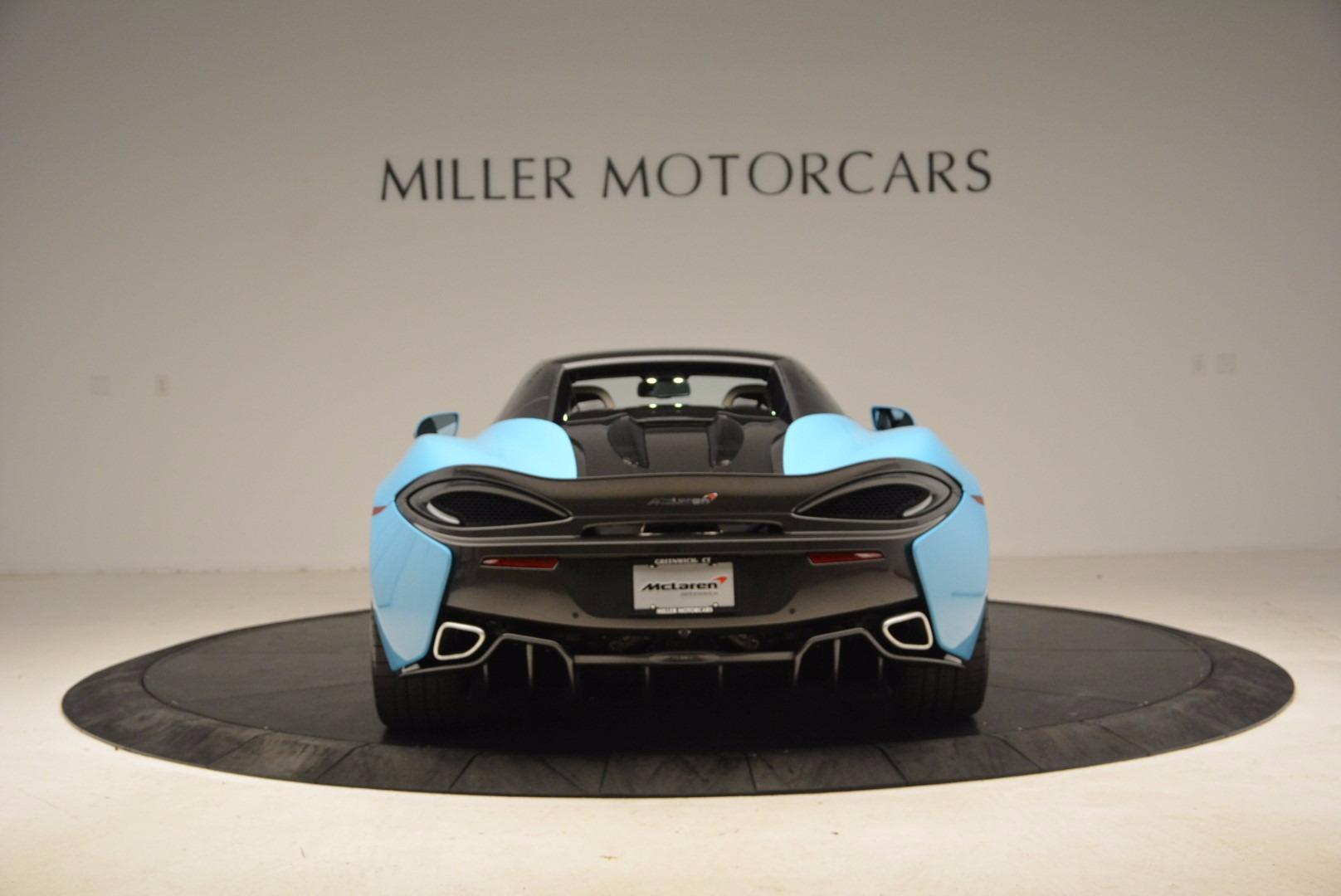 New 2018 McLaren 570S Spider For Sale In Greenwich, CT. Alfa Romeo of Greenwich, MC322 1775_p19