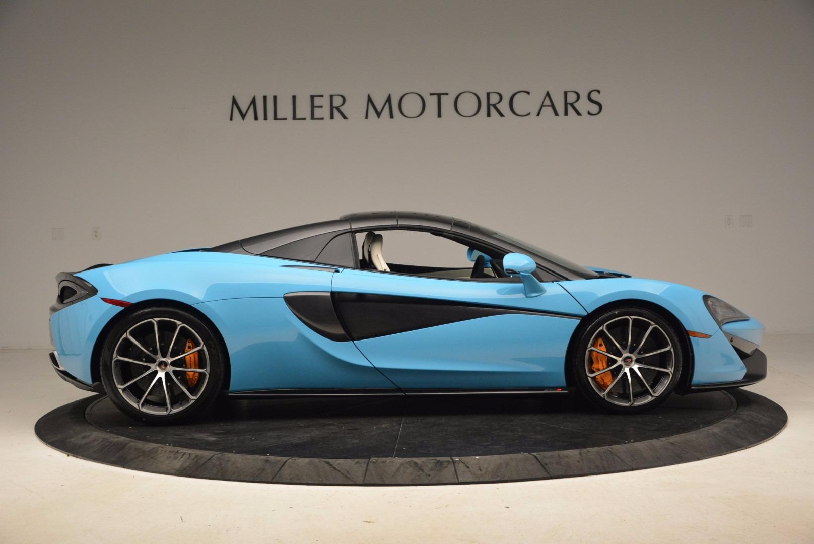 New 2018 McLaren 570S Spider For Sale In Greenwich, CT. Alfa Romeo of Greenwich, MC322 1775_p21