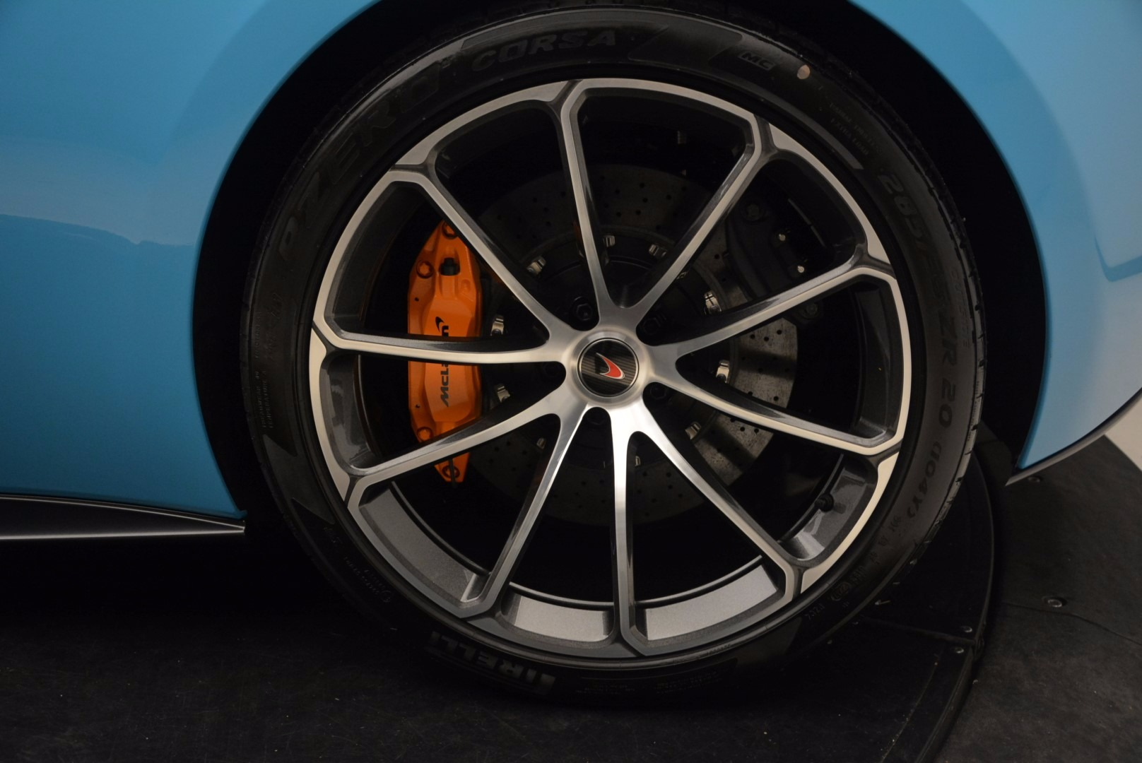 New 2018 McLaren 570S Spider For Sale In Greenwich, CT. Alfa Romeo of Greenwich, MC322 1775_p26