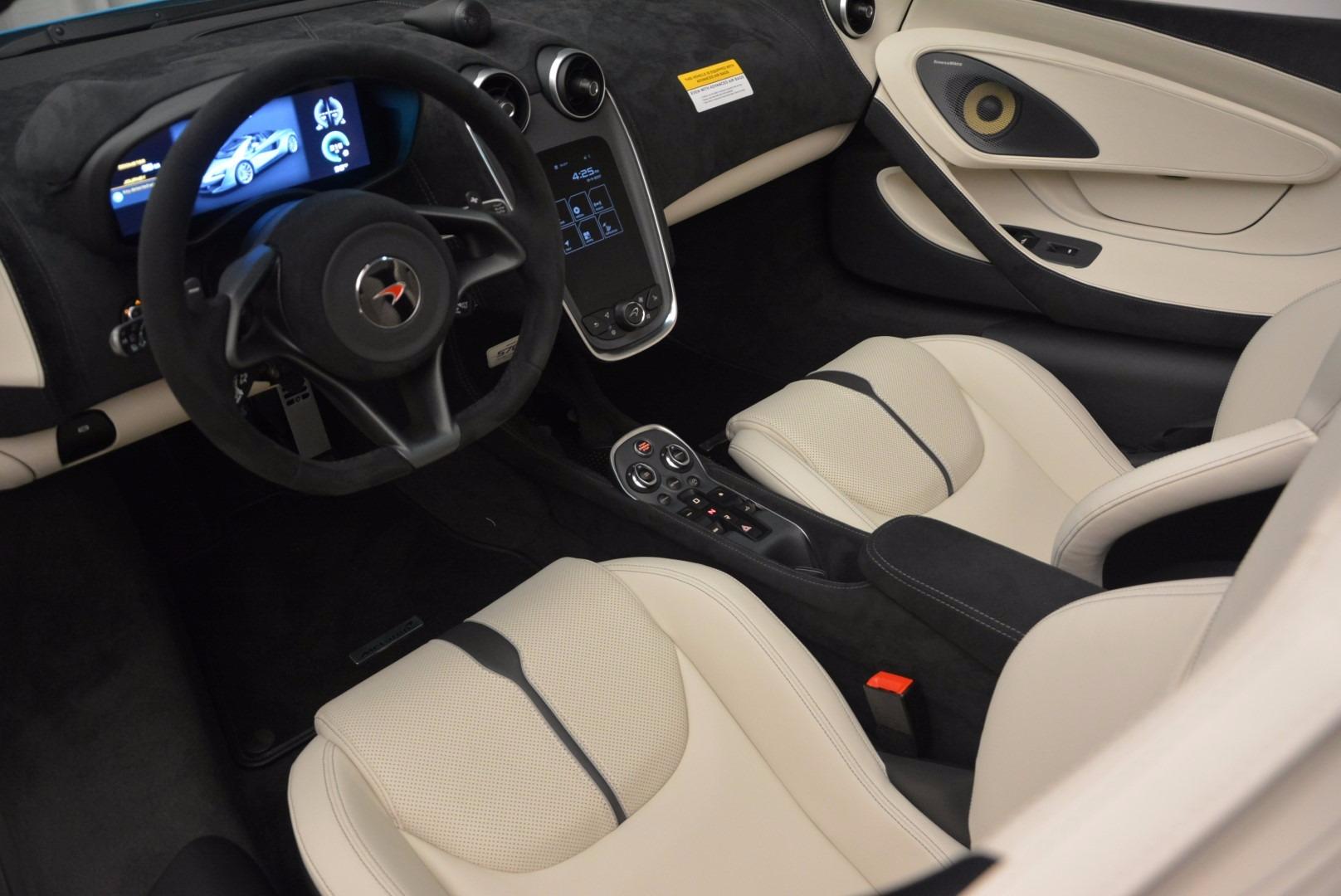 New 2018 McLaren 570S Spider For Sale In Greenwich, CT. Alfa Romeo of Greenwich, MC322 1775_p29