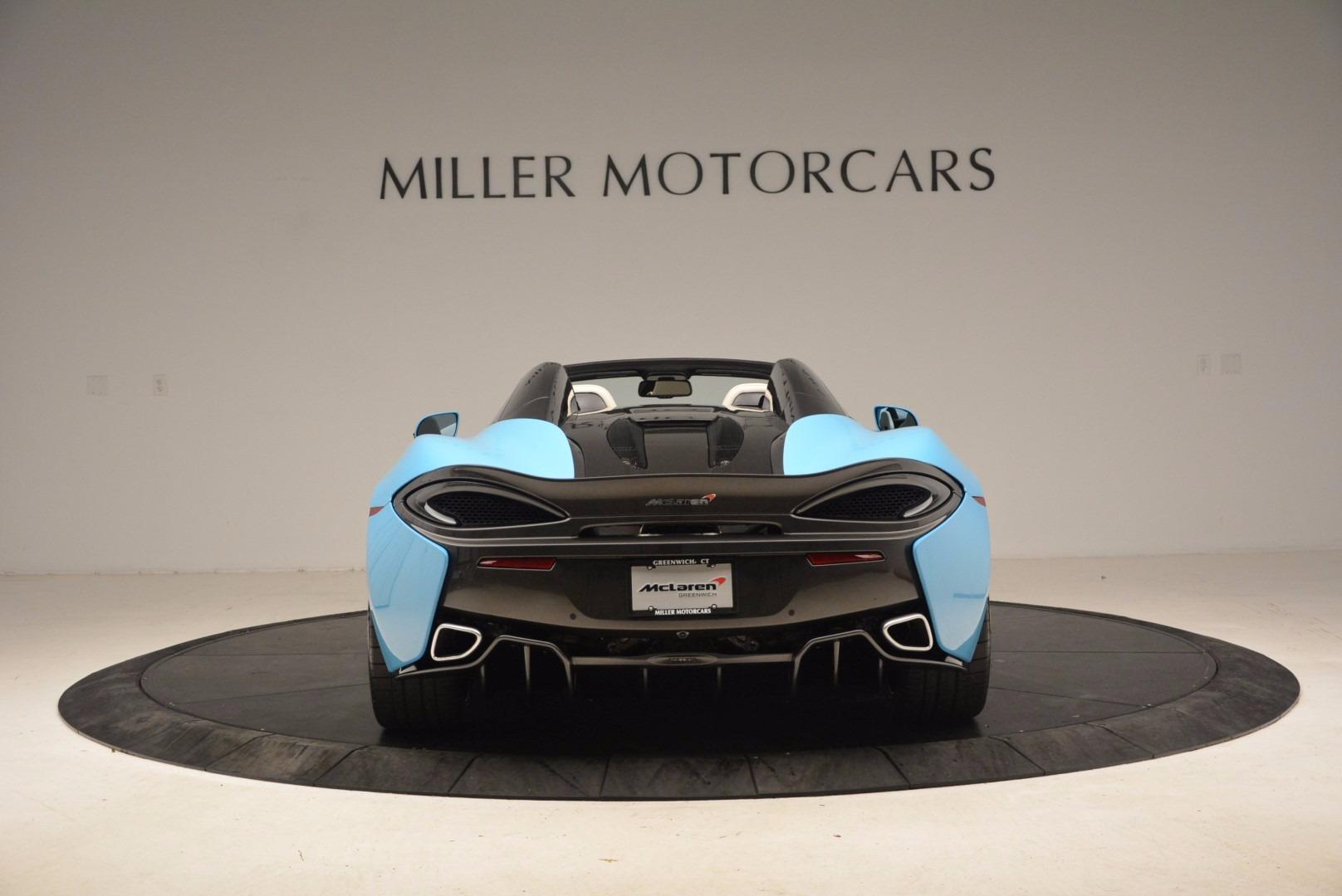 New 2018 McLaren 570S Spider For Sale In Greenwich, CT. Alfa Romeo of Greenwich, MC322 1775_p6