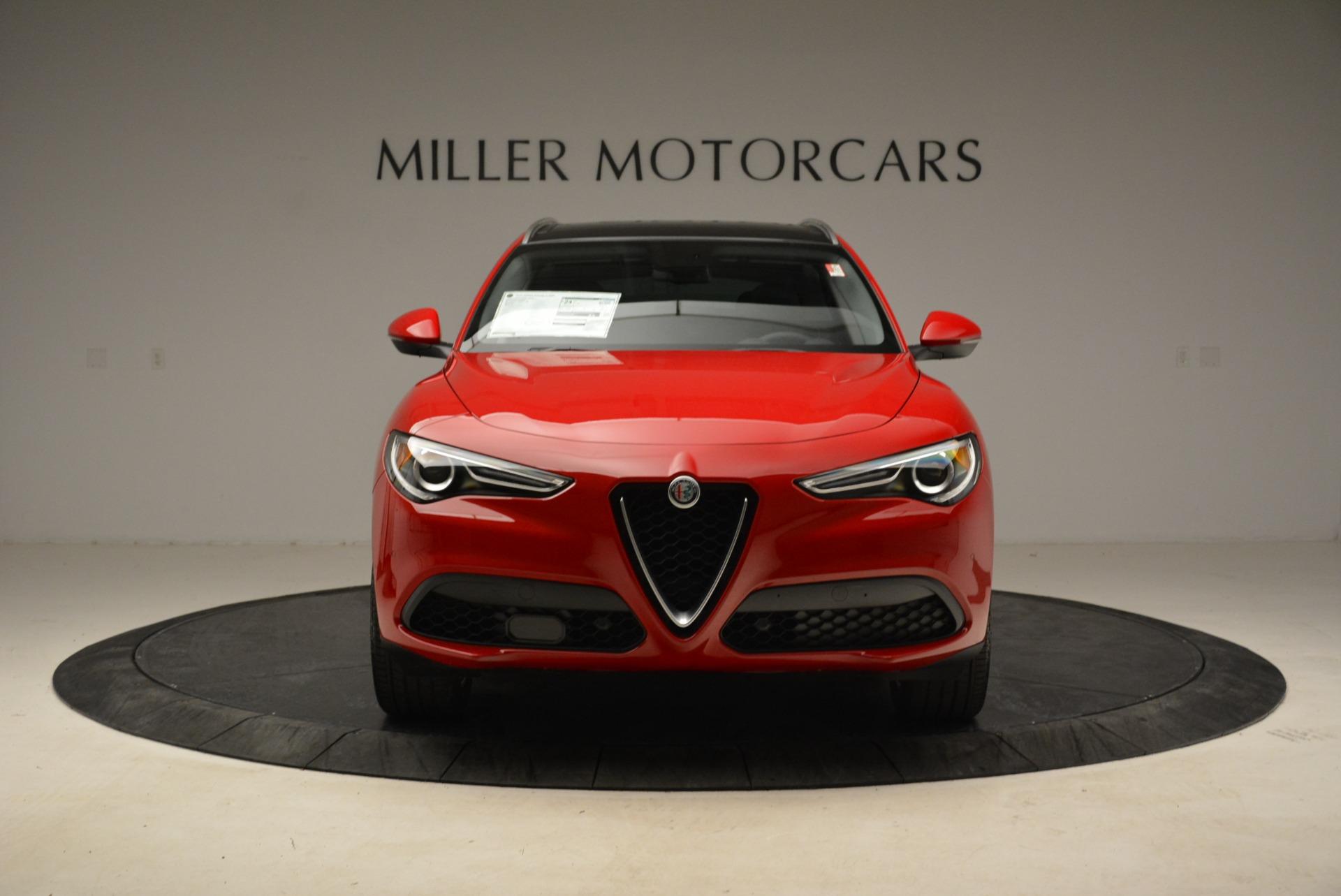 New 2018 Alfa Romeo Stelvio Ti Q4 For Sale In Greenwich, CT. Alfa Romeo of Greenwich, L304 1776_p12