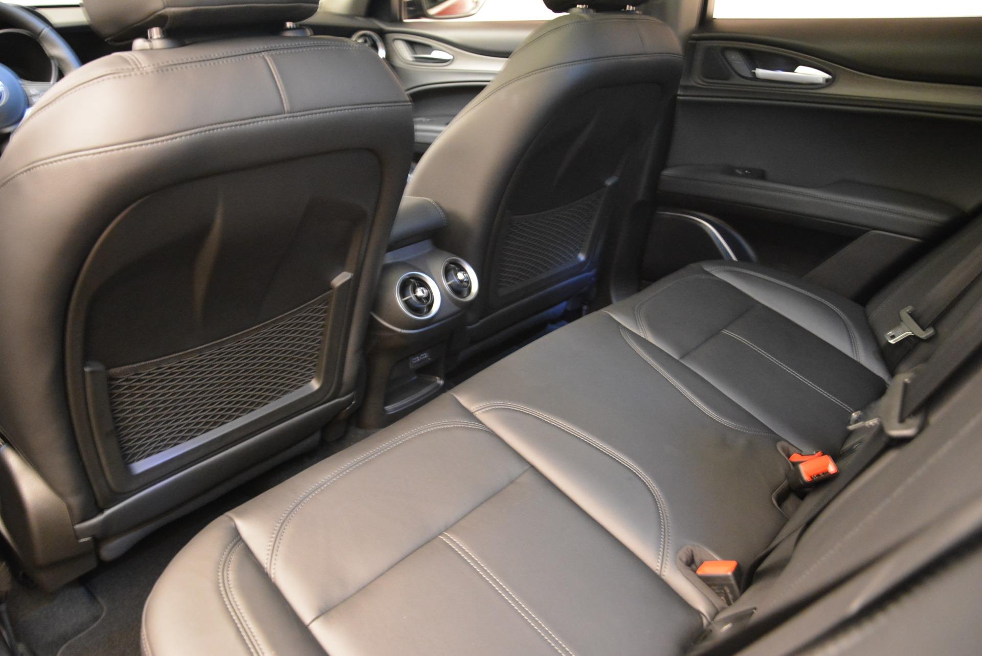 New 2018 Alfa Romeo Stelvio Ti Q4 For Sale In Greenwich, CT. Alfa Romeo of Greenwich, L304 1776_p16