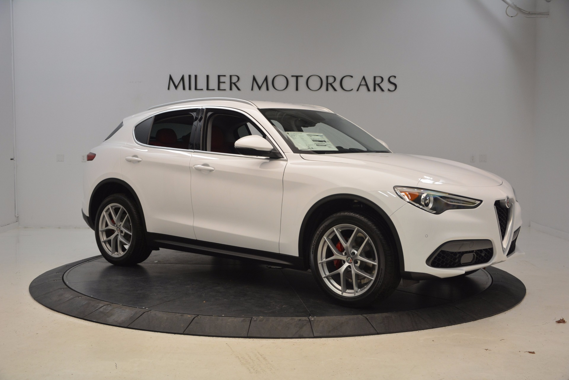 New 2018 Alfa Romeo Stelvio Ti Q4 For Sale In Greenwich, CT. Alfa Romeo of Greenwich, L301 1779_p10