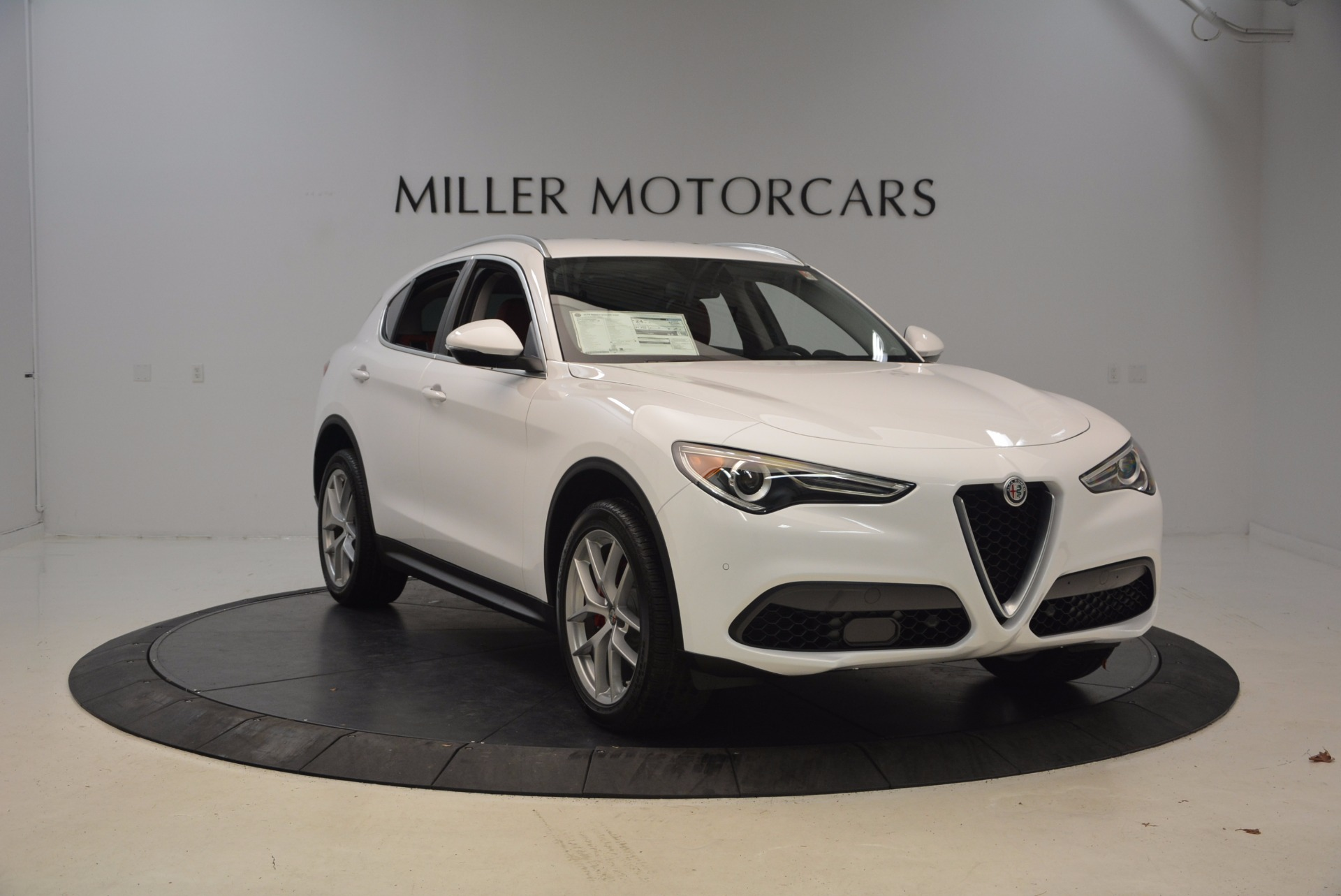 New 2018 Alfa Romeo Stelvio Ti Q4 For Sale In Greenwich, CT. Alfa Romeo of Greenwich, L301 1779_p11