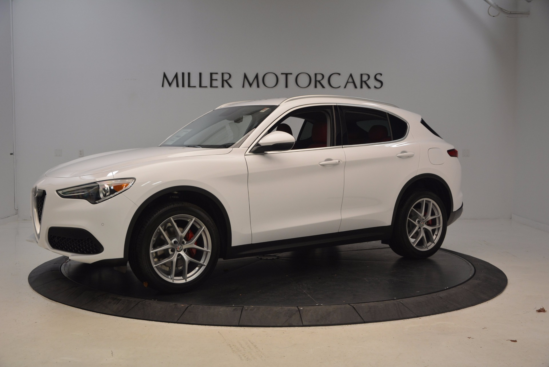 New 2018 Alfa Romeo Stelvio Ti Q4 For Sale In Greenwich, CT. Alfa Romeo of Greenwich, L301 1779_p2