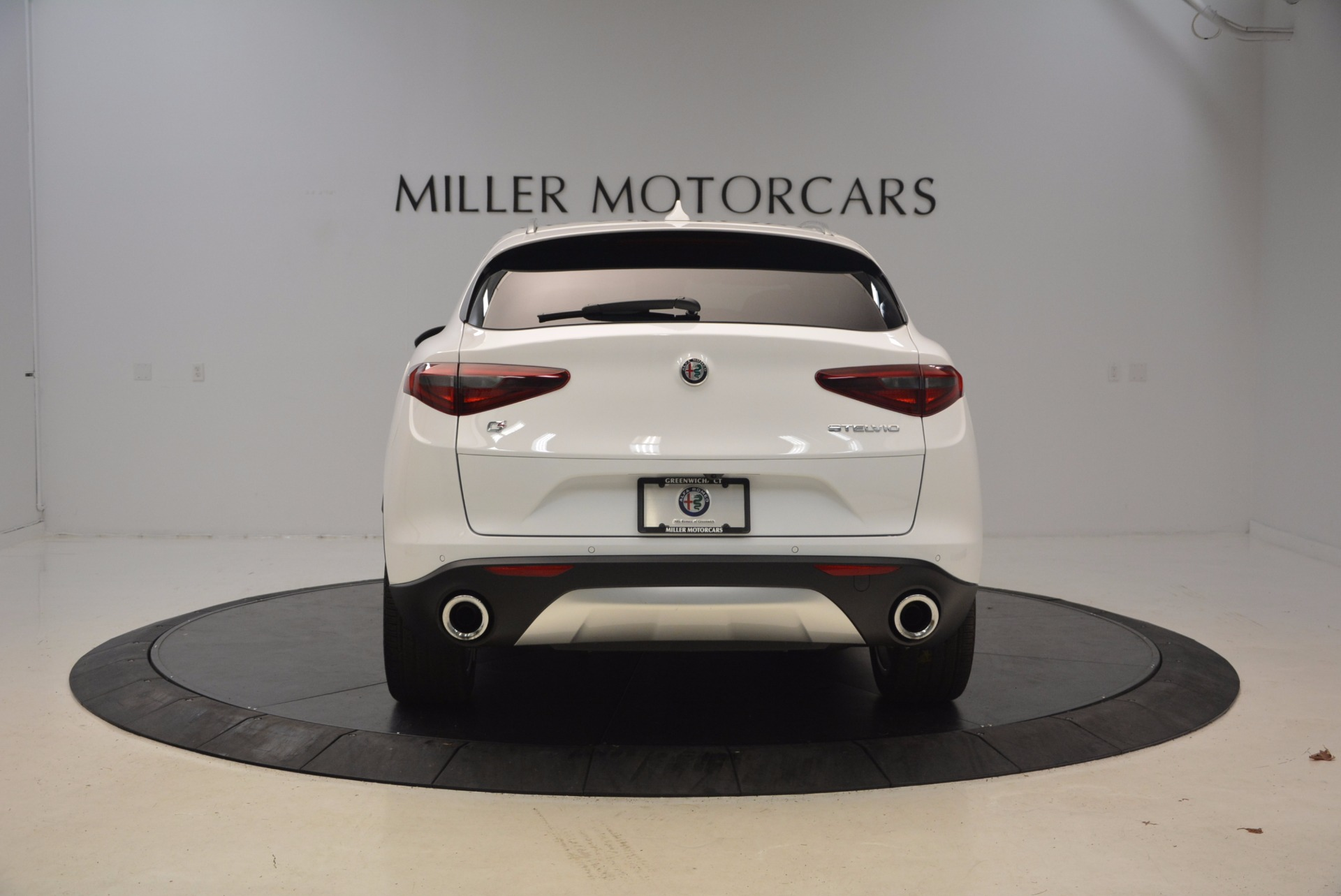 New 2018 Alfa Romeo Stelvio Ti Q4 For Sale In Greenwich, CT. Alfa Romeo of Greenwich, L301 1779_p6