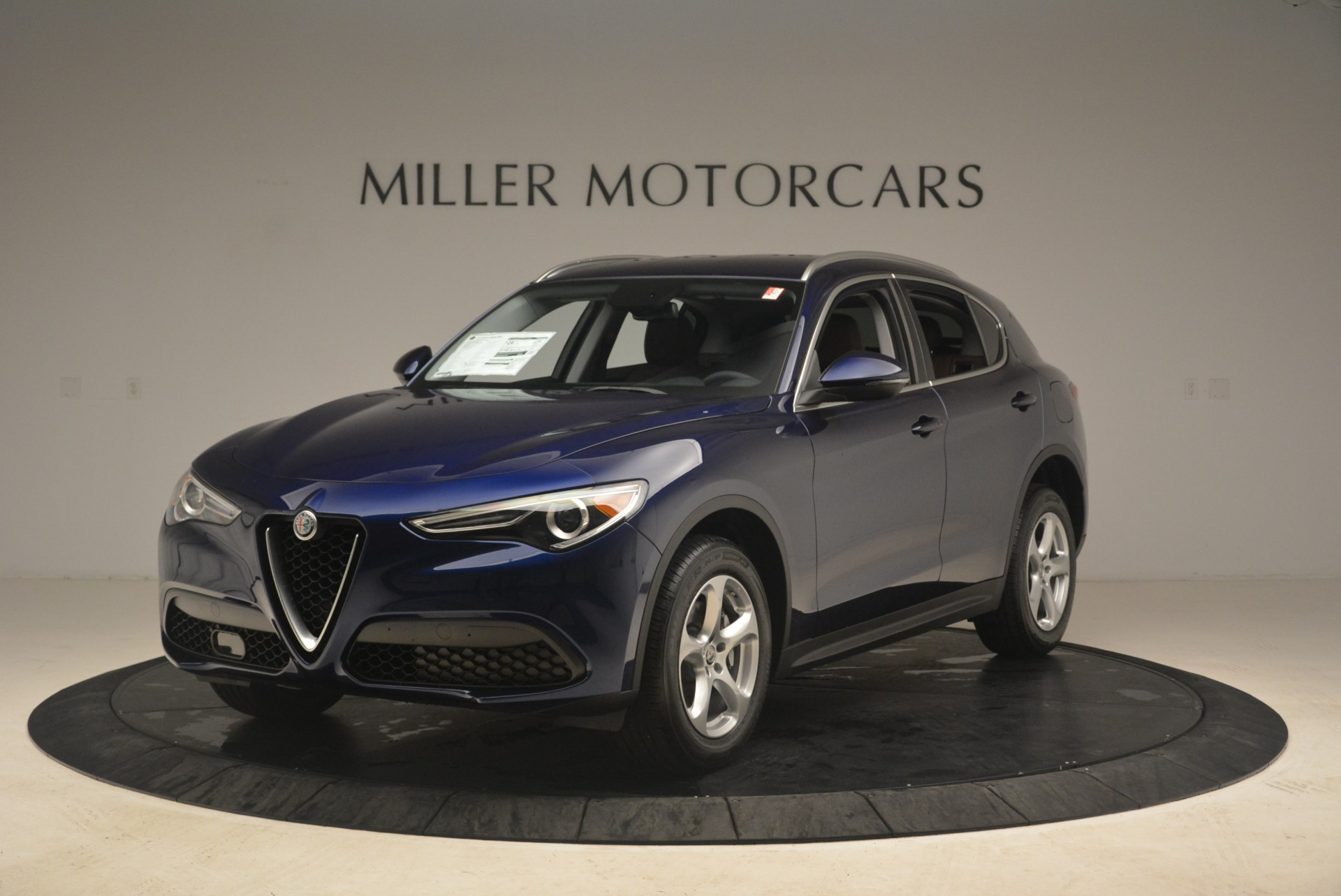 New 2018 Alfa Romeo Stelvio Q4 For Sale In Greenwich, CT. Alfa Romeo of Greenwich, L299 1780_main