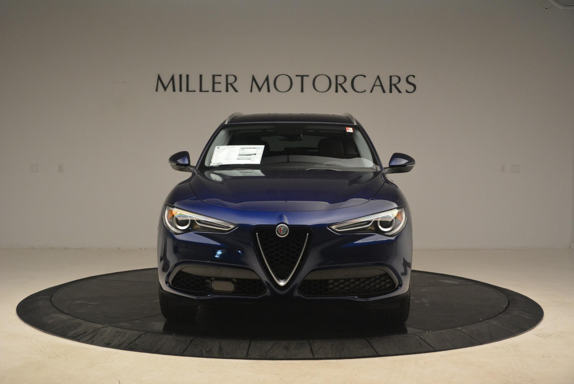 New 2018 Alfa Romeo Stelvio Q4 For Sale In Greenwich, CT. Alfa Romeo of Greenwich, L299 1780_p12