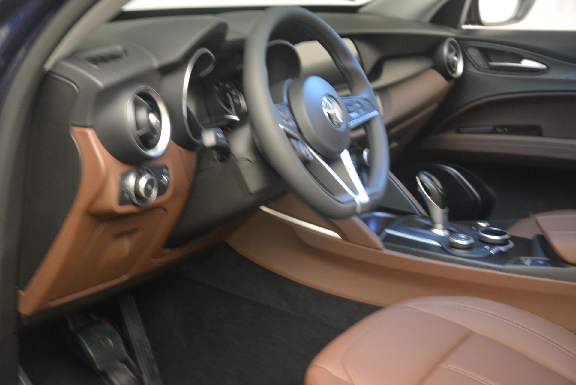 New 2018 Alfa Romeo Stelvio Q4 For Sale In Greenwich, CT. Alfa Romeo of Greenwich, L299 1780_p13