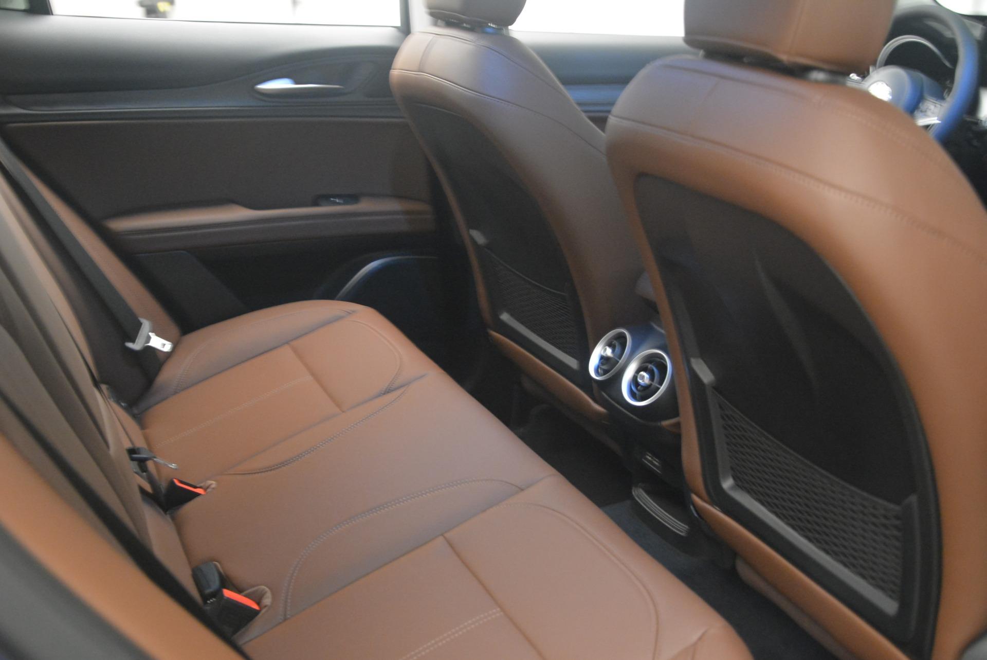 New 2018 Alfa Romeo Stelvio Q4 For Sale In Greenwich, CT. Alfa Romeo of Greenwich, L299 1780_p19
